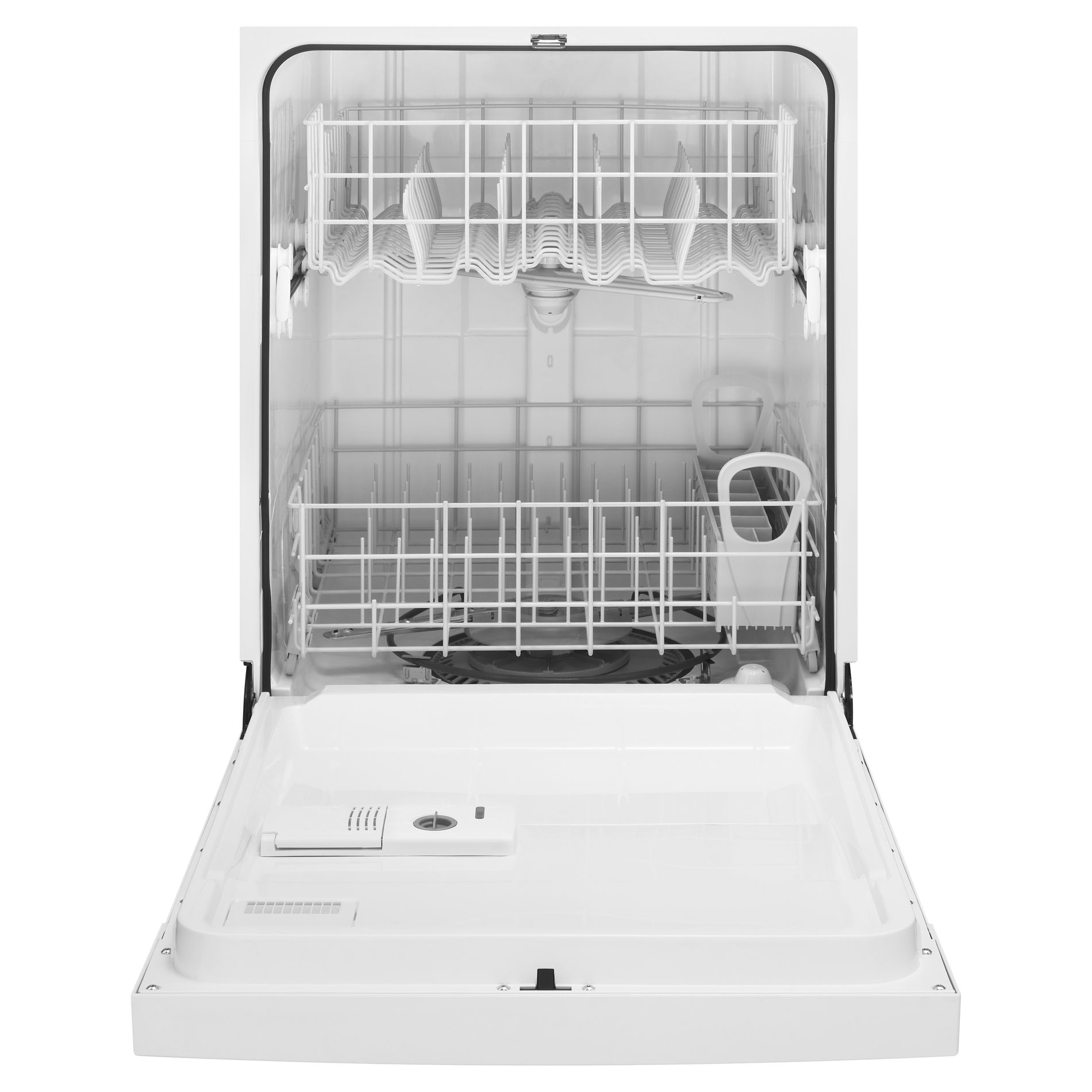 Whirlpool 24 in. Built-In Dishwasher - White