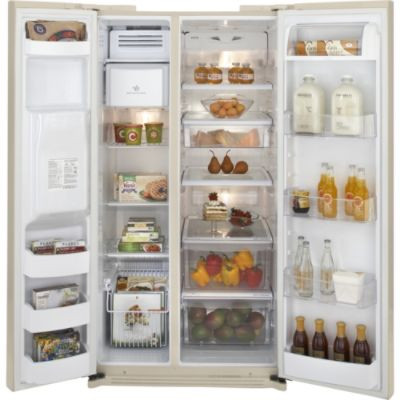 Kenmore 26.5 cu. ft. Side-By-Side Refrigerator (5102)