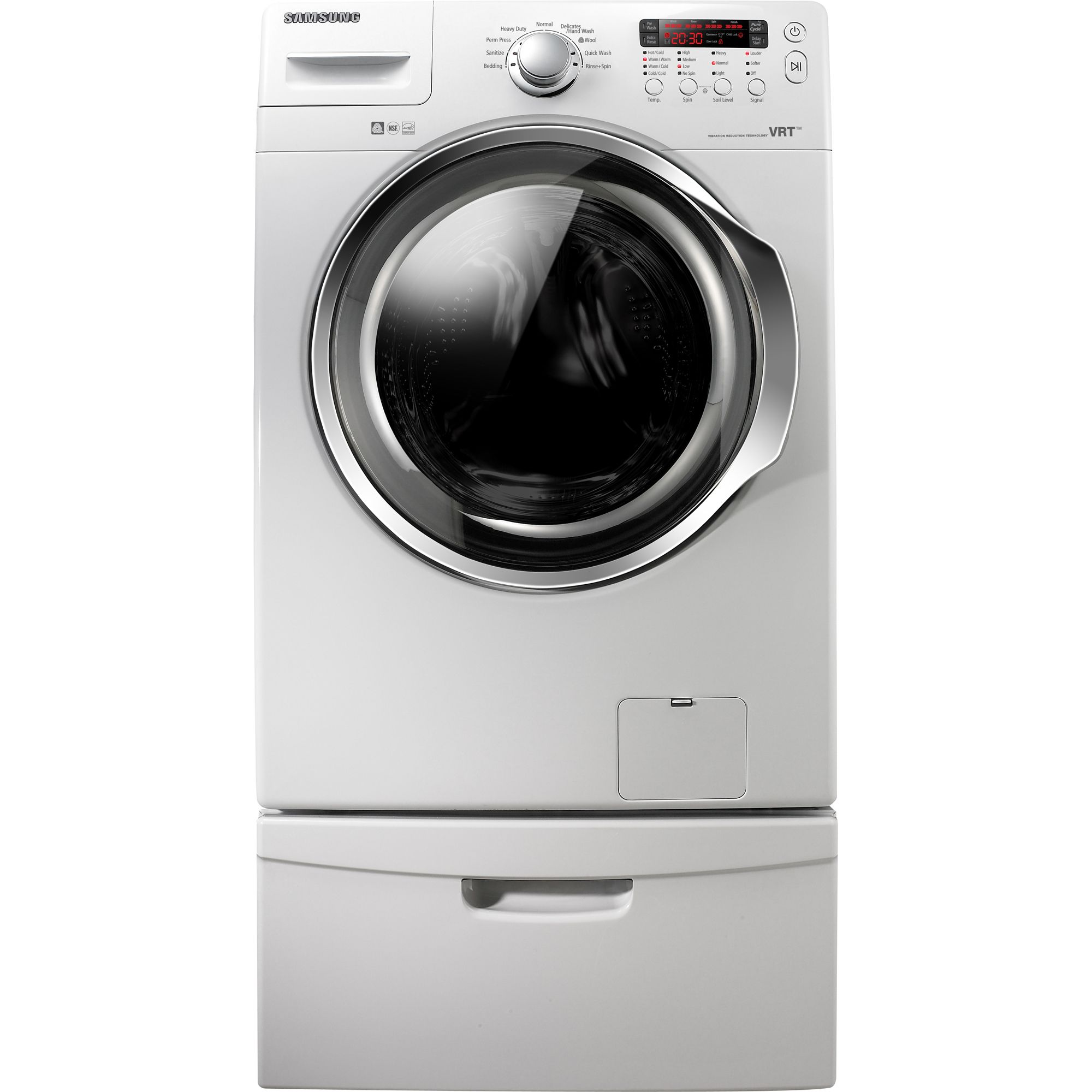 Samsung 3.7 cu. ft. Front-Load Washer