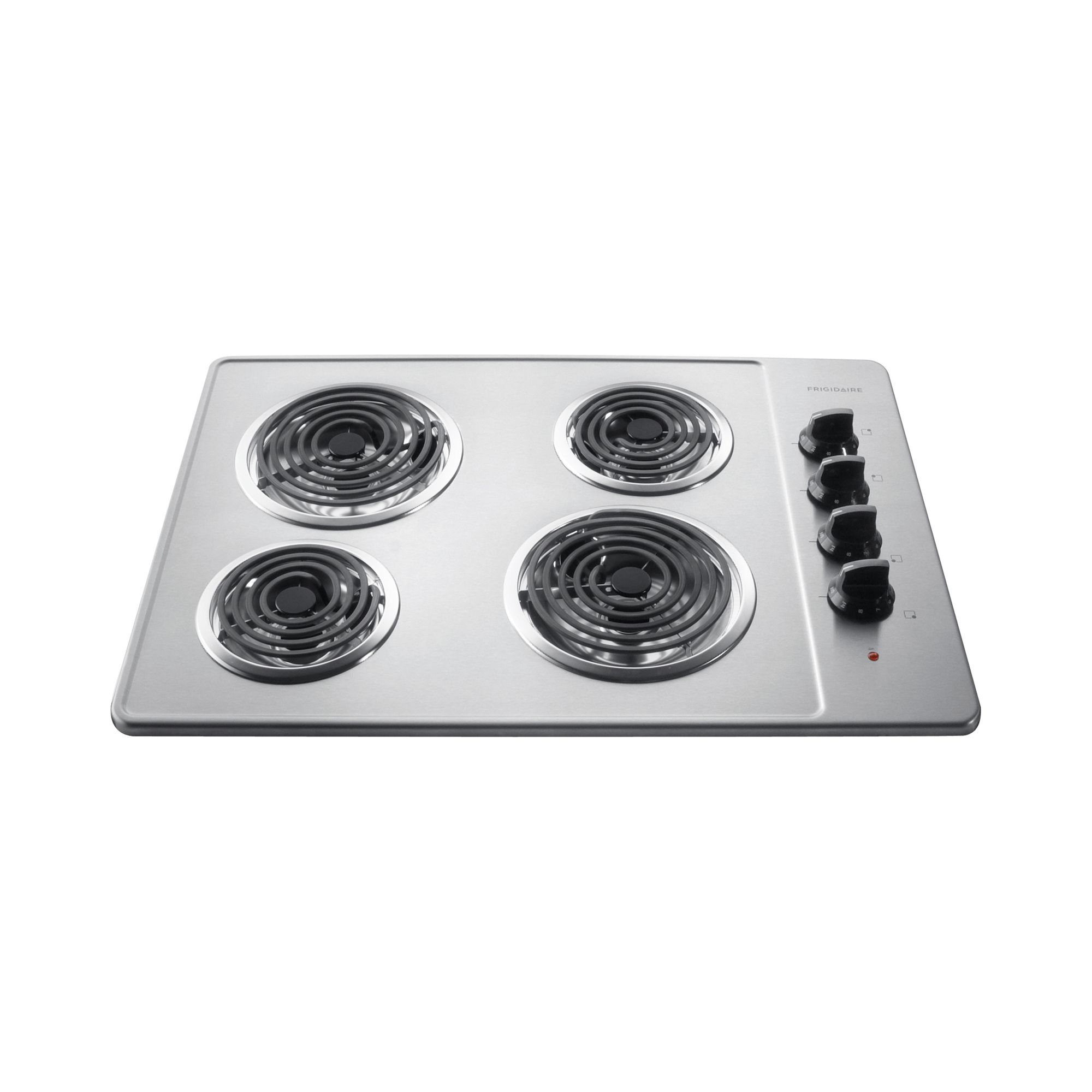 "Frigidaire FFEC3005LS 30"" Electric Cooktop with Coil Elements"
