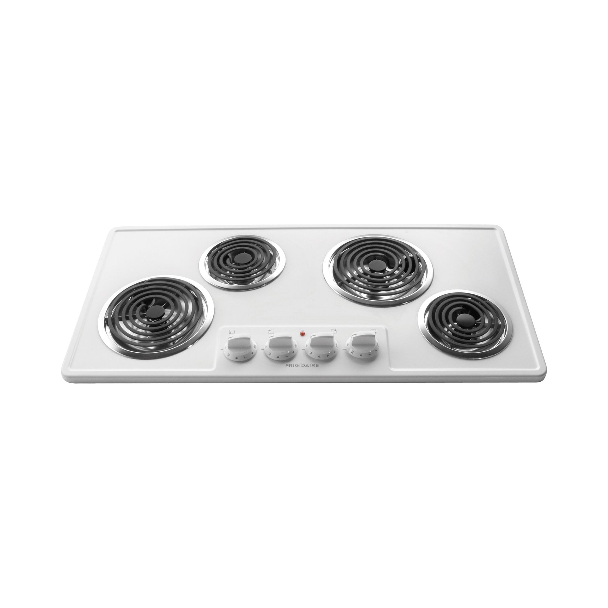 "Frigidaire FFEC3603LW 36"" Electric Cooktop with Coil Elements"