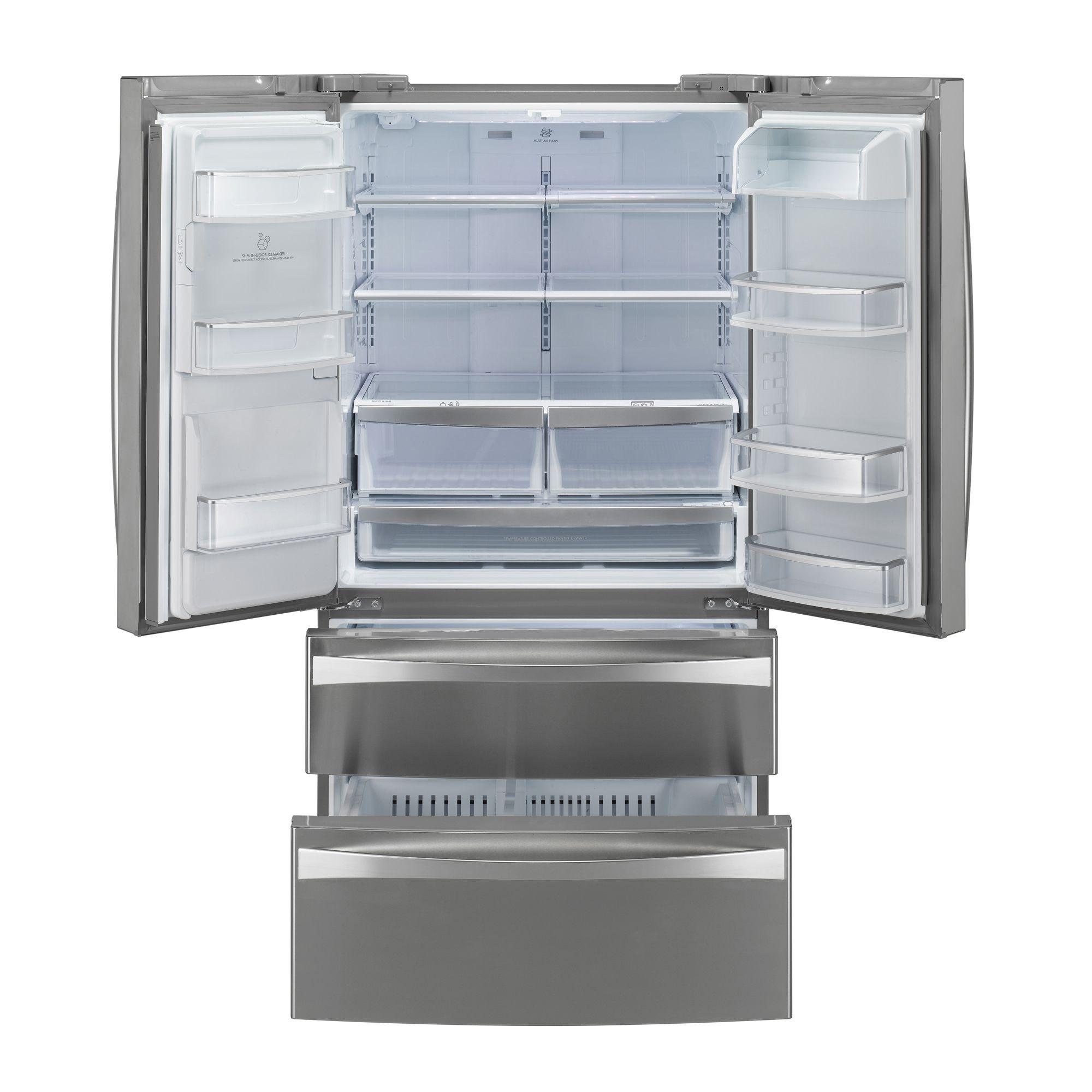 Kenmore Elite 27.5 cu. ft. French-Door Bottom Freezer Refrigerator
