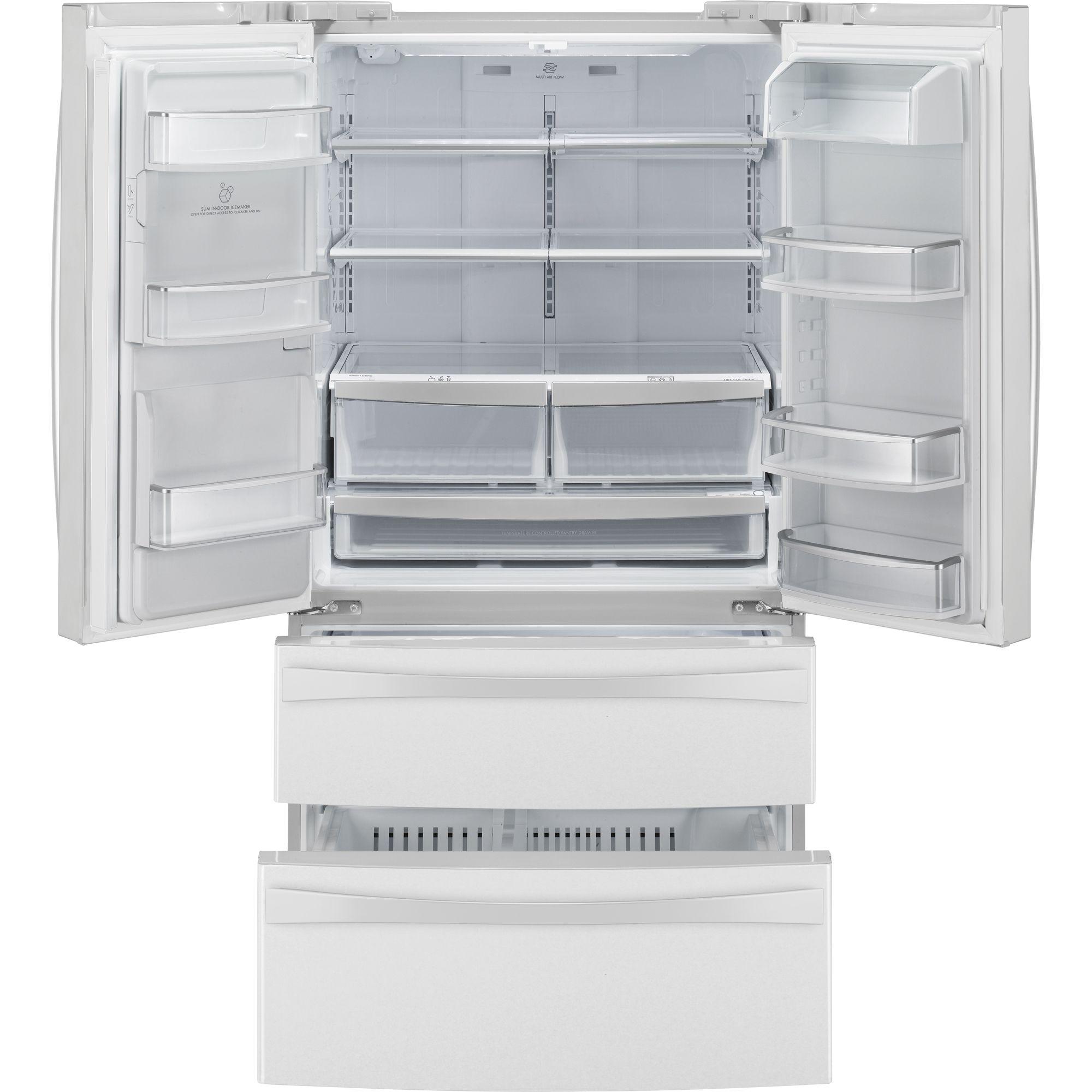 Kenmore Elite 27.5 cu. ft. French-Door Bottom-Freezer Refrigerator