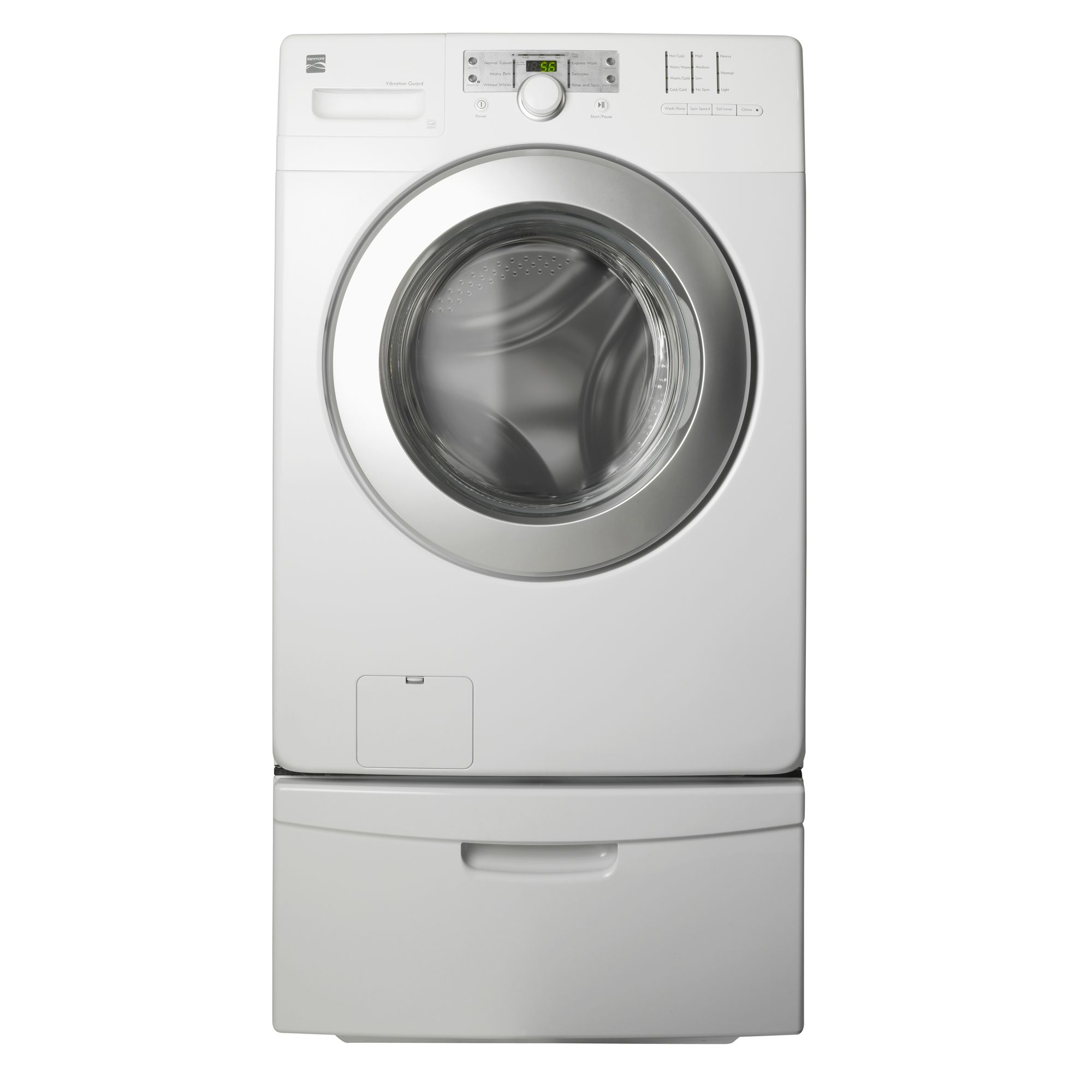 Kenmore Front-Load  Washing Machine 3.5 cubic feet