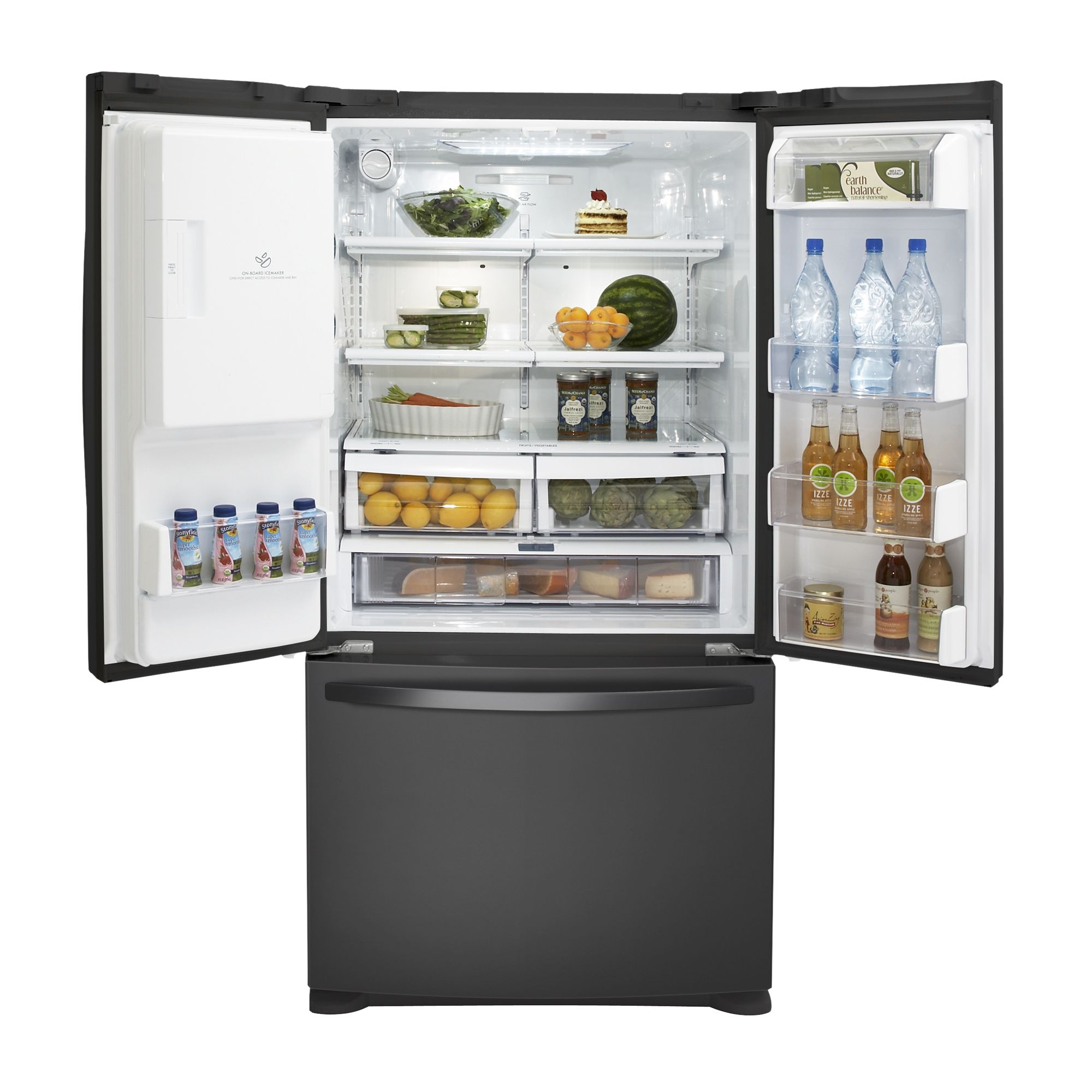 Kenmore 24.7 cu. ft. French-Door Bottom-Freezer Refrigerator