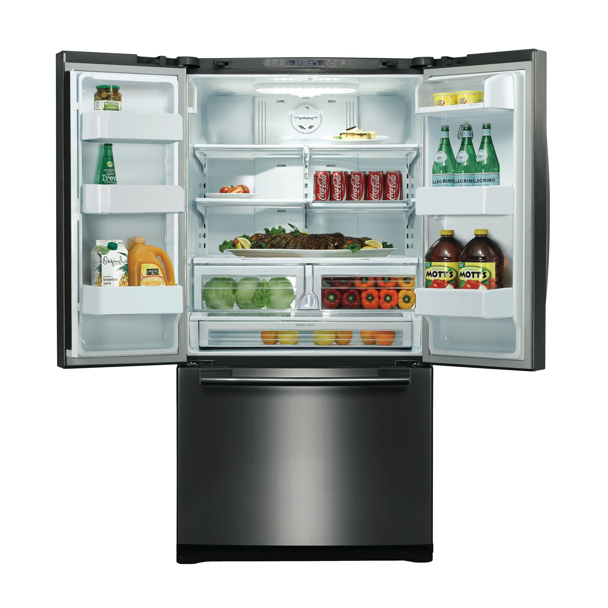 Samsung 29.0 cu. ft. Bottom-Freezer Refrigerator
