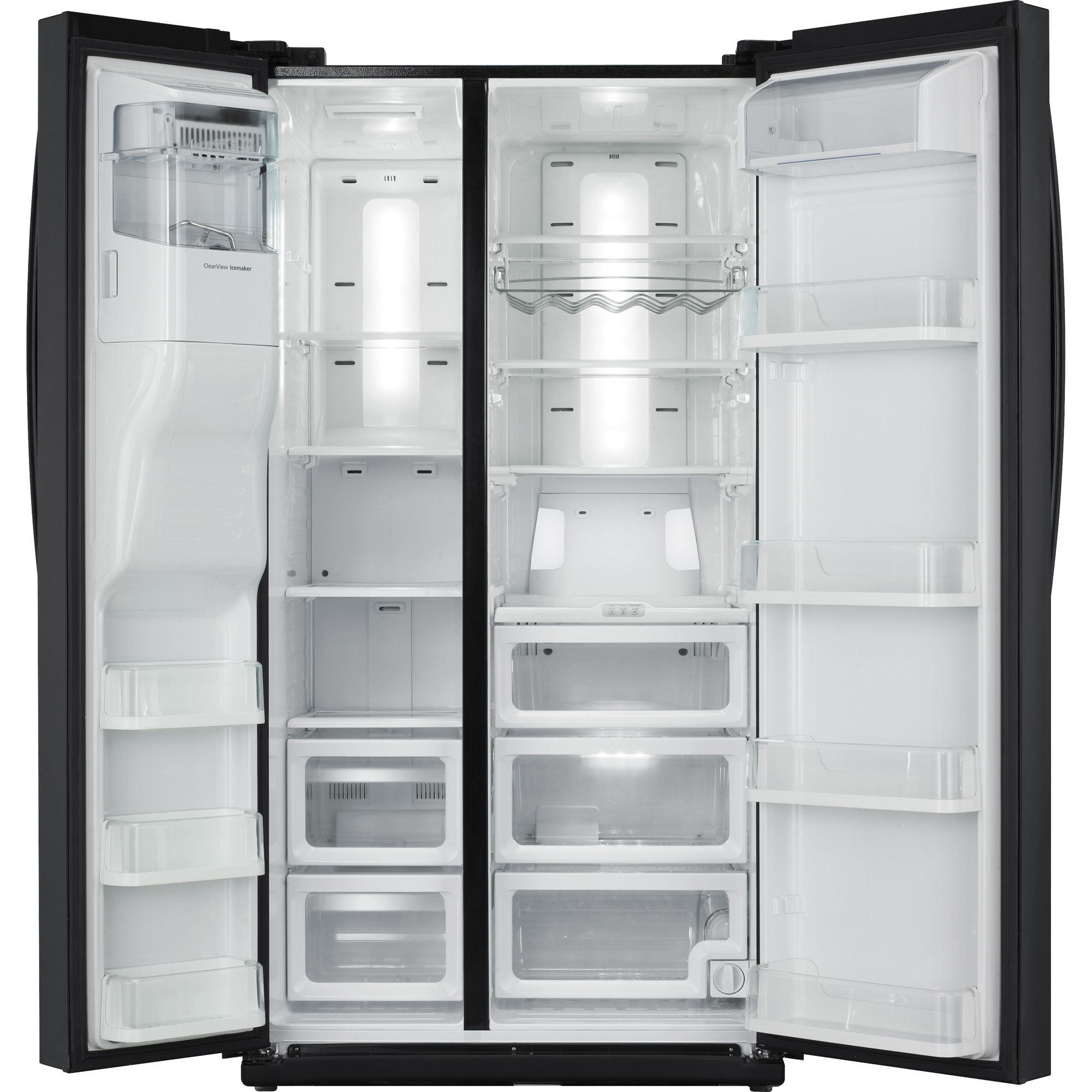 Samsung 25.5 cu. ft. Side-by-Side Refrigerator