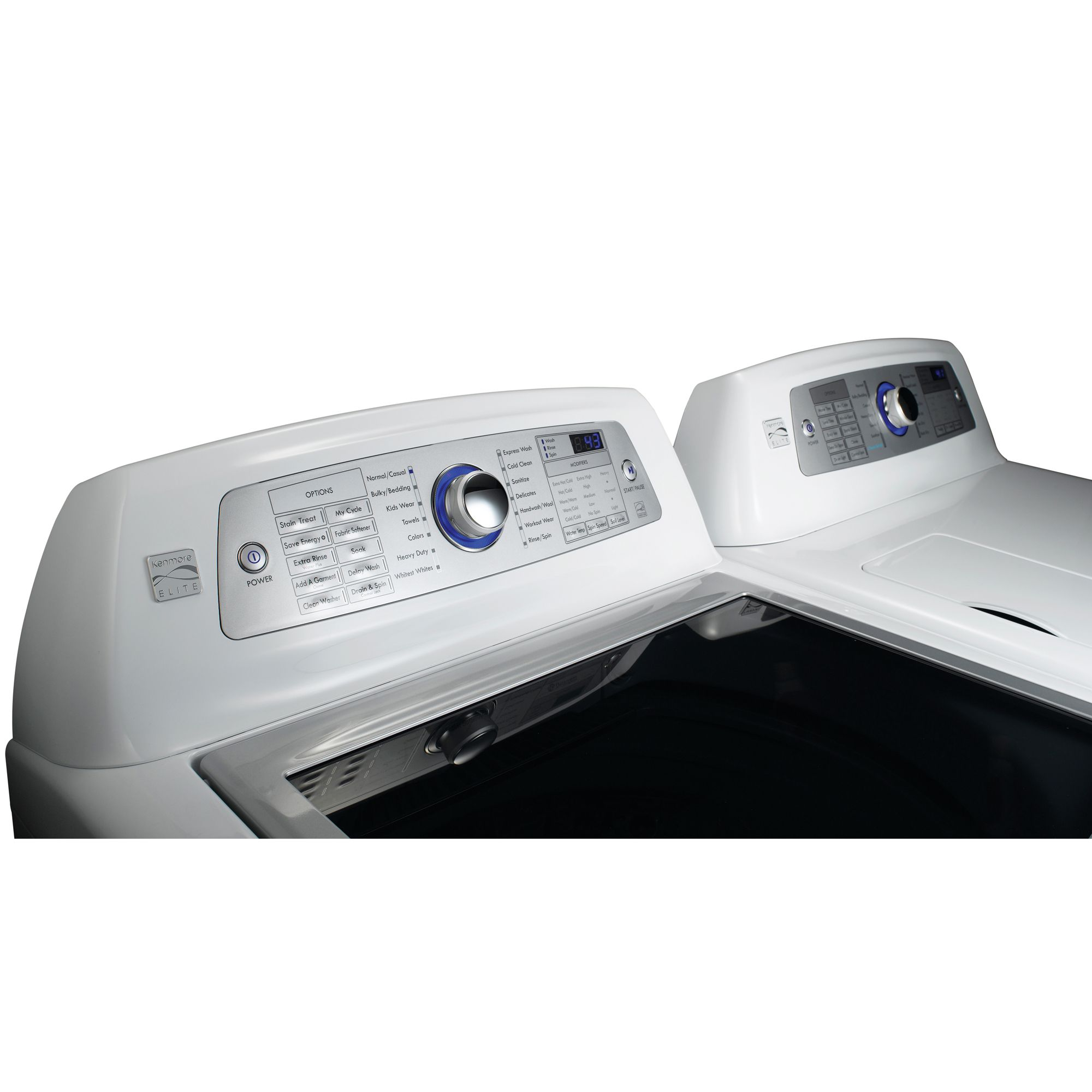 Kenmore Elite 7.3 cu. ft. Steam Electric Dryer