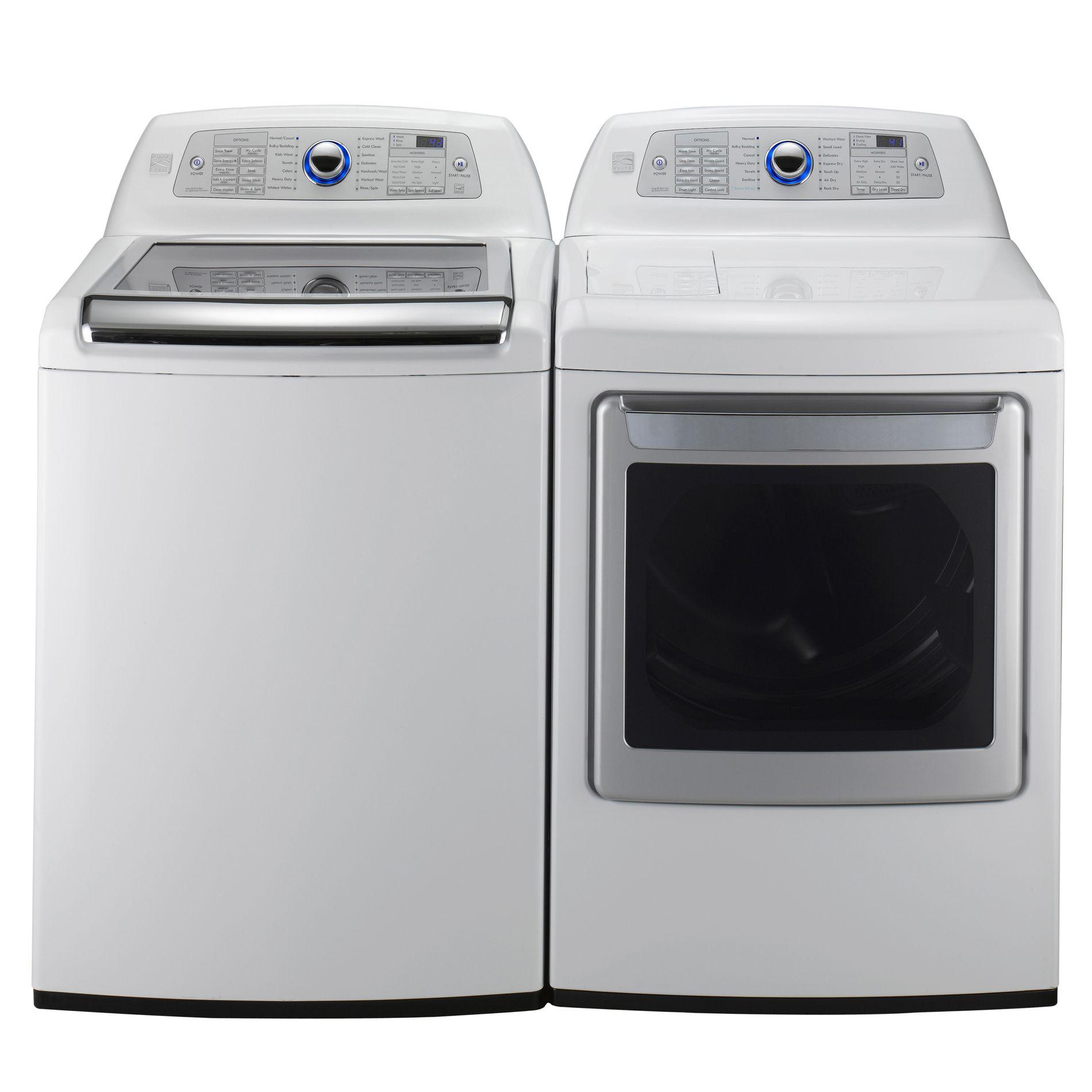 Kenmore Elite 7.3 cu. ft. Steam Gas Dryer
