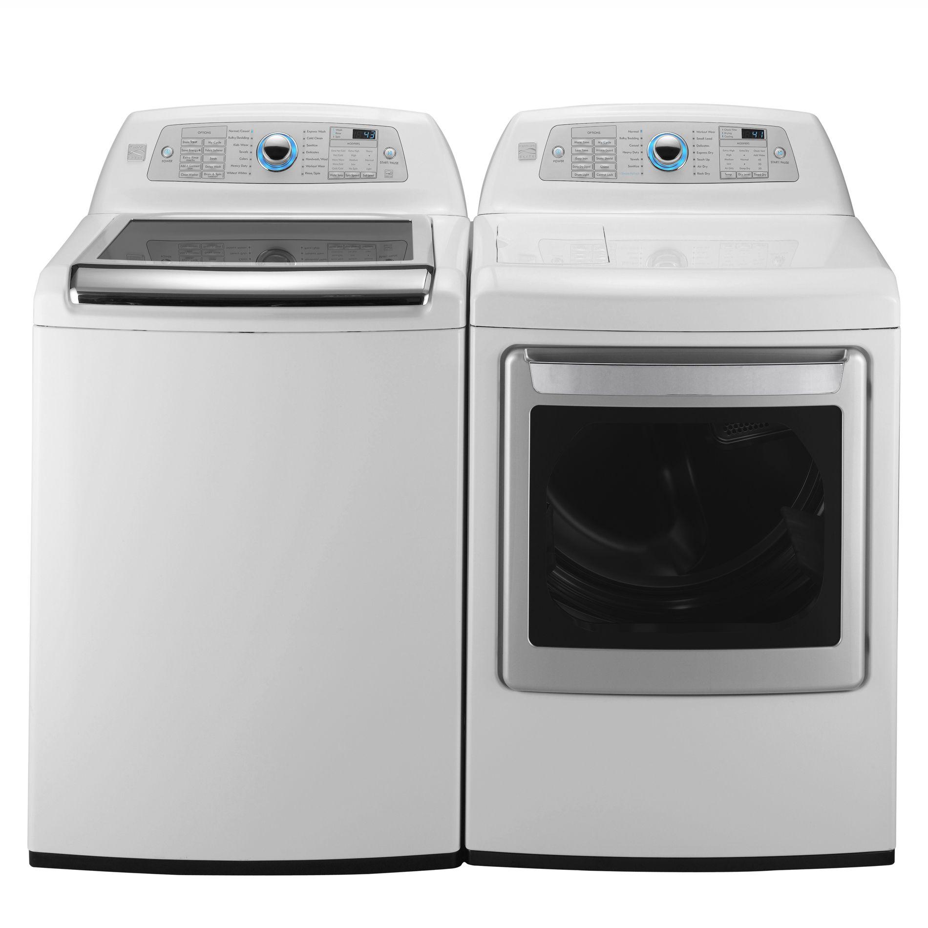 Kenmore Elite 7.3 cu. ft. Steam Electric Dryer