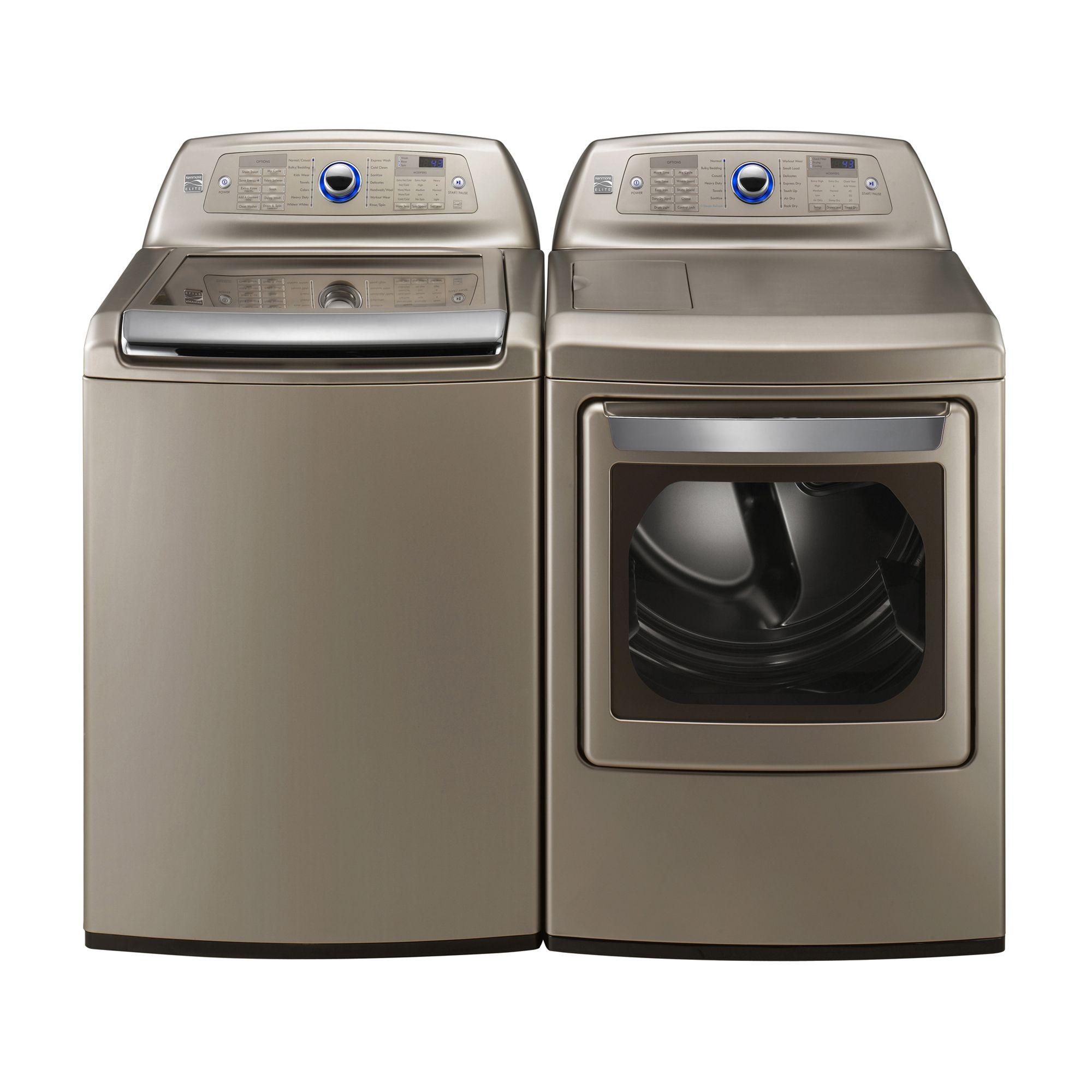 Kenmore Elite 4.5 cubic foot Top-Load High-Efficiency Washing Machine
