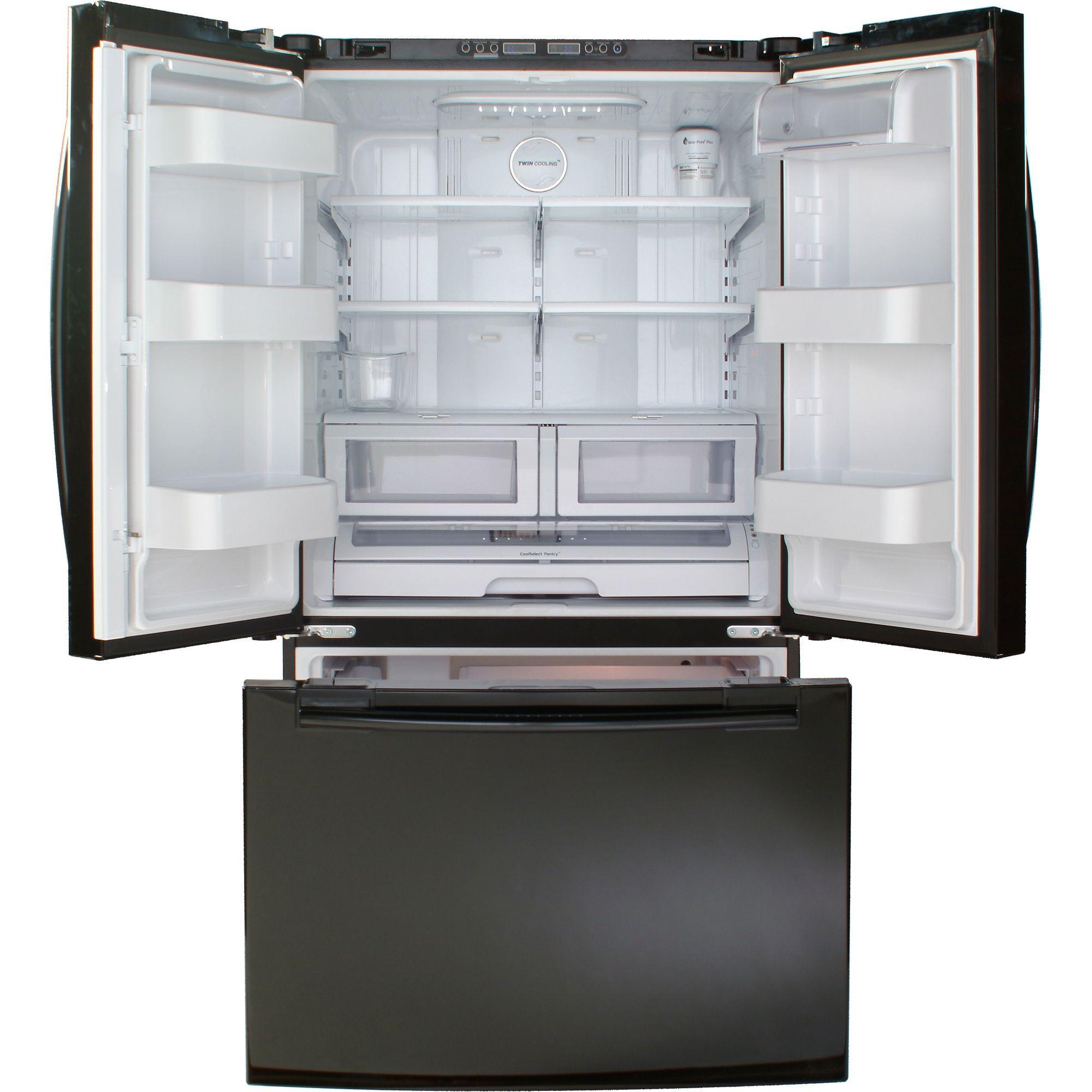 Samsung 26.0 cu. ft. Bottom-Freezer Refrigerator
