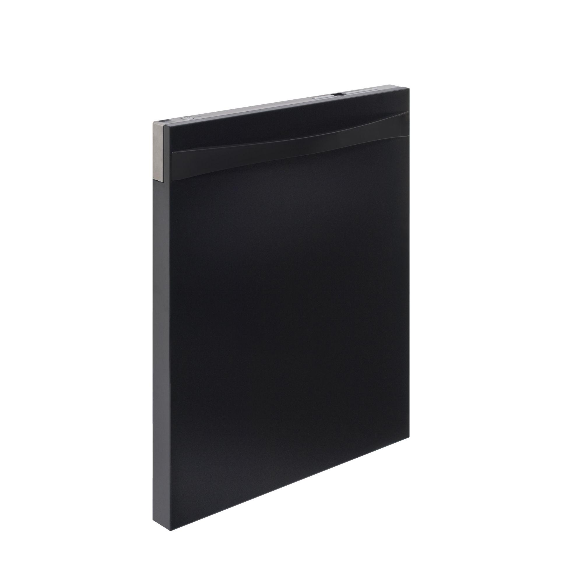 """Kenmore Elite 24"""" Built-In Dishwasher - Black"""