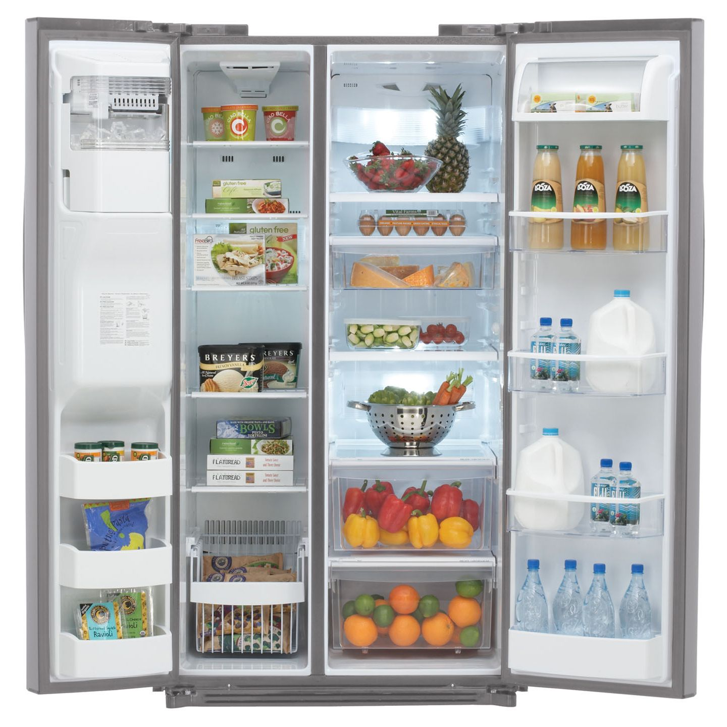 Kenmore 26.5 cu. ft. Side-by-Side Refrigerator