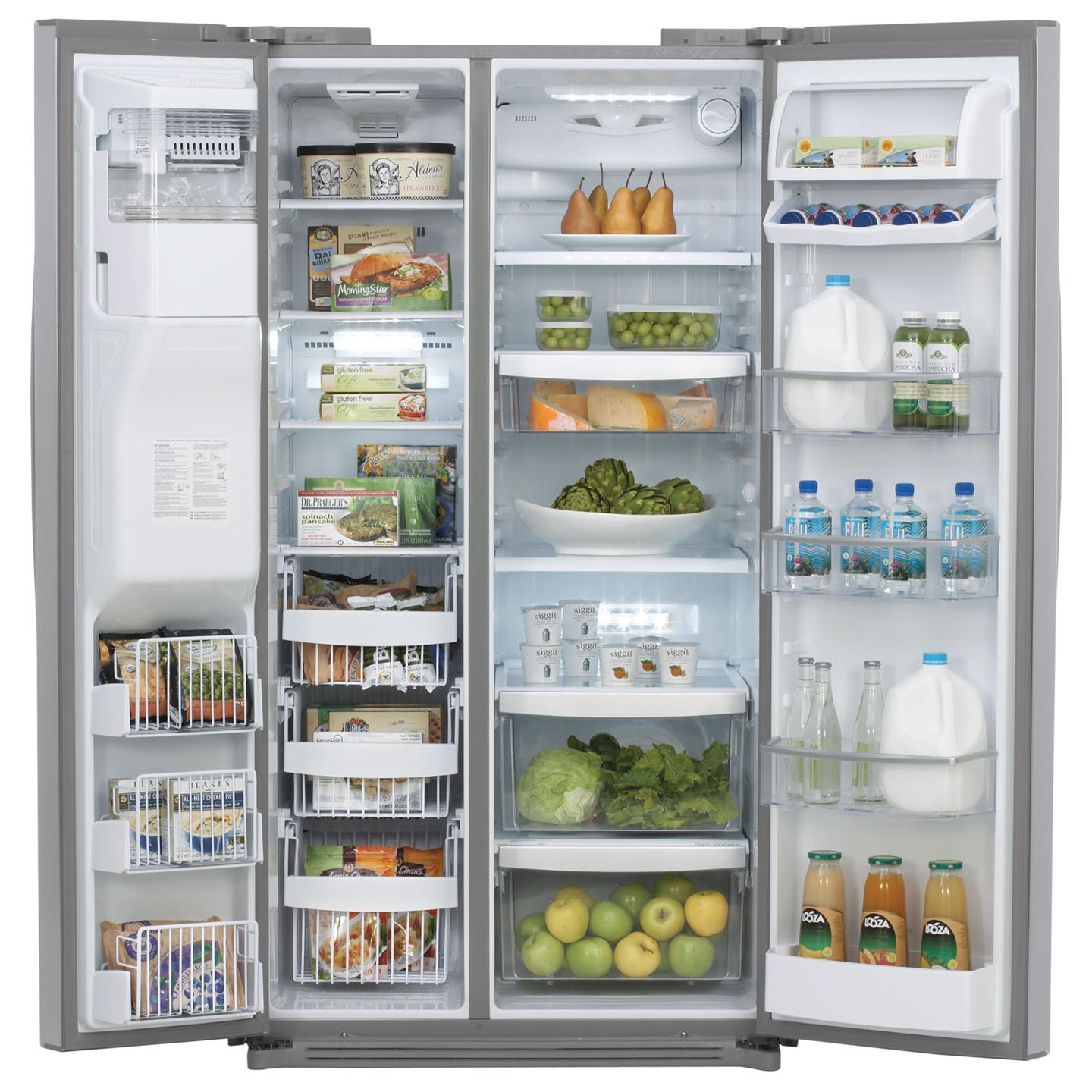 Kenmore Elite 26.5 cu. ft. Side-by-Side Refrigerator (5109)