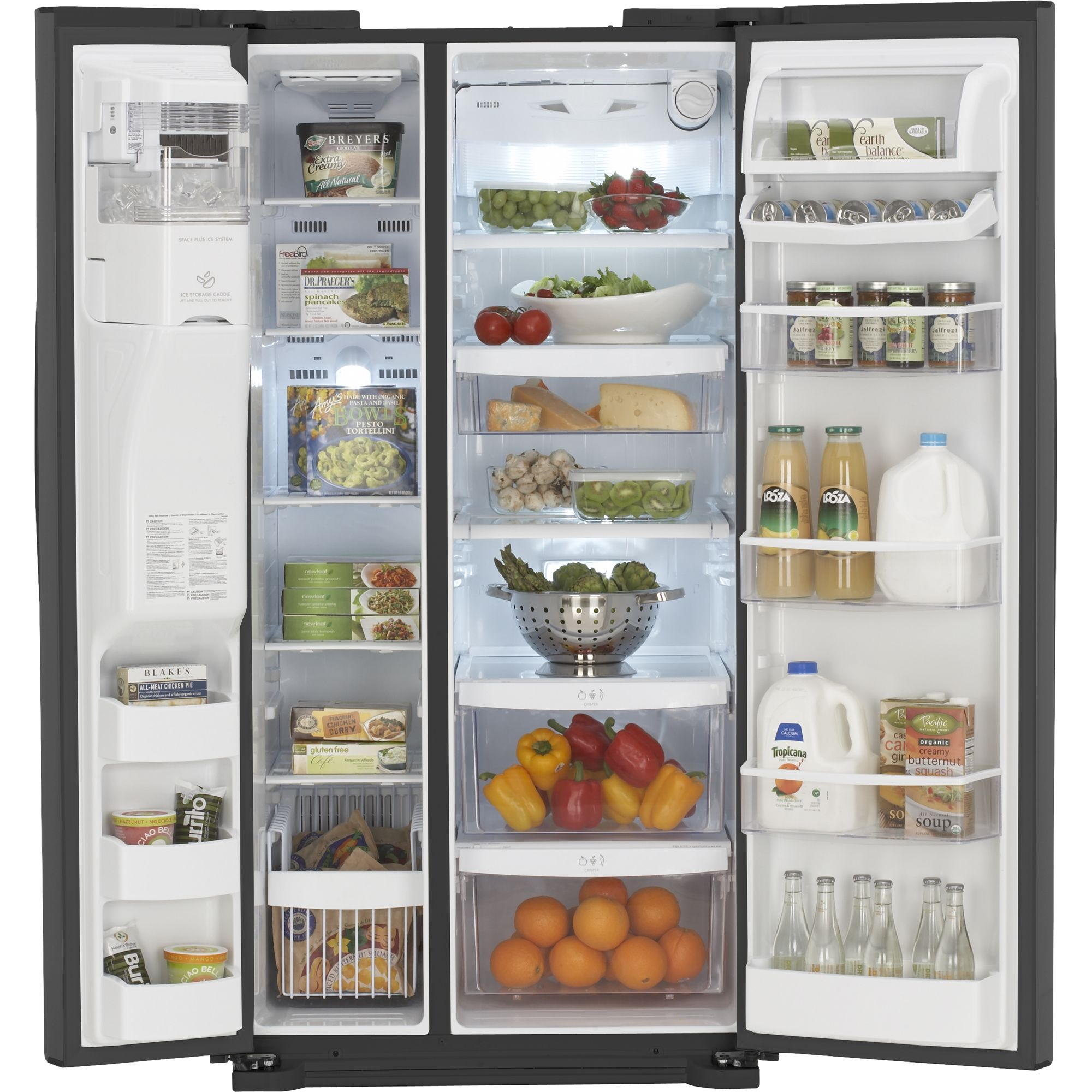 Kenmore Elite 23.3 cu. ft. Side-by-Side Refrigerator