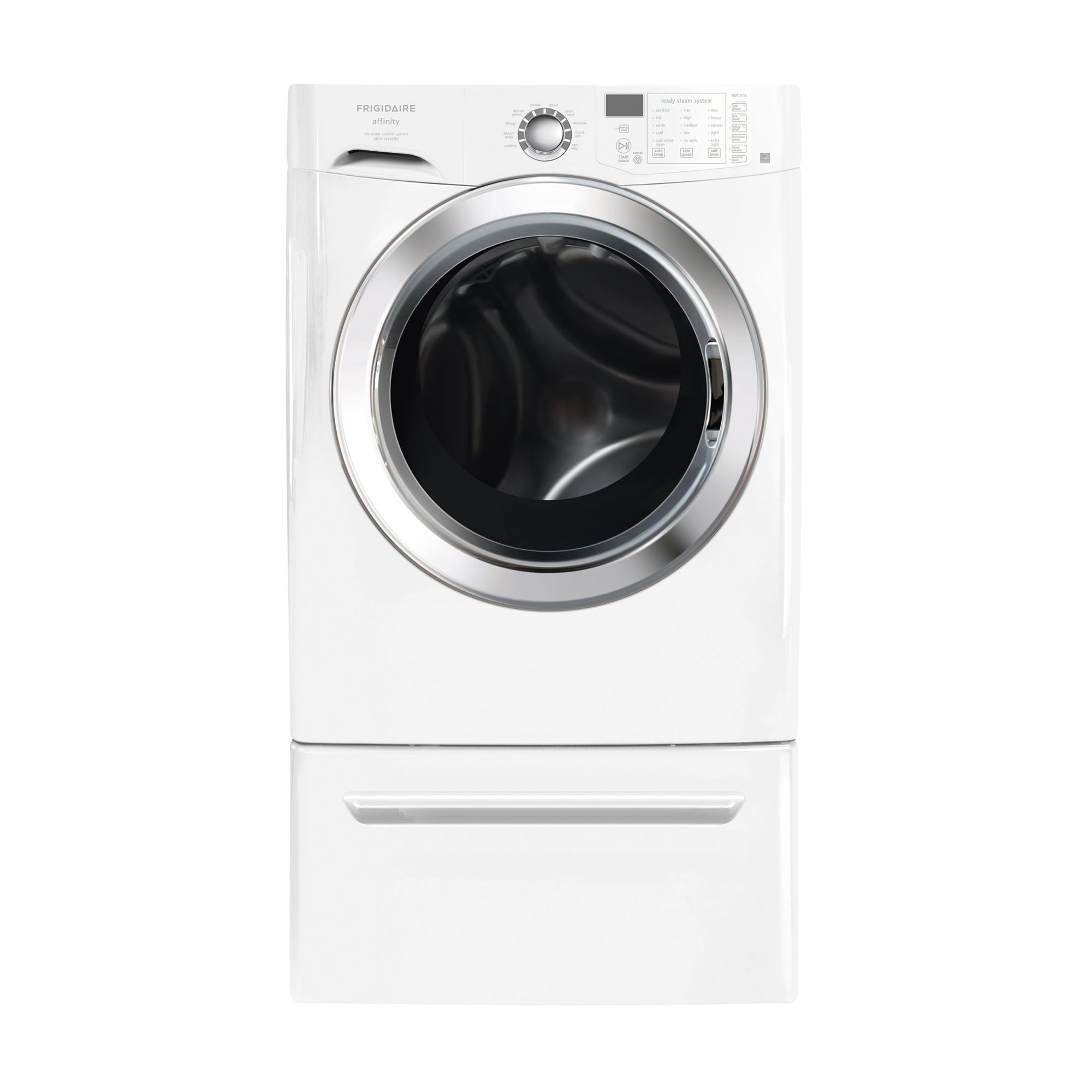 Frigidaire Affinity 3.8 cu. ft. Front-Load Steam Washer (FAFS4272L)