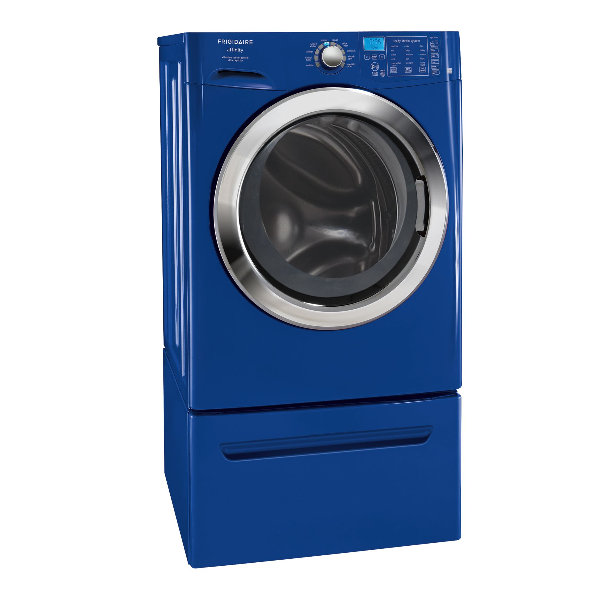 Frigidaire Affinity Front-load Steam Washing Machine 3.8 cubic feet