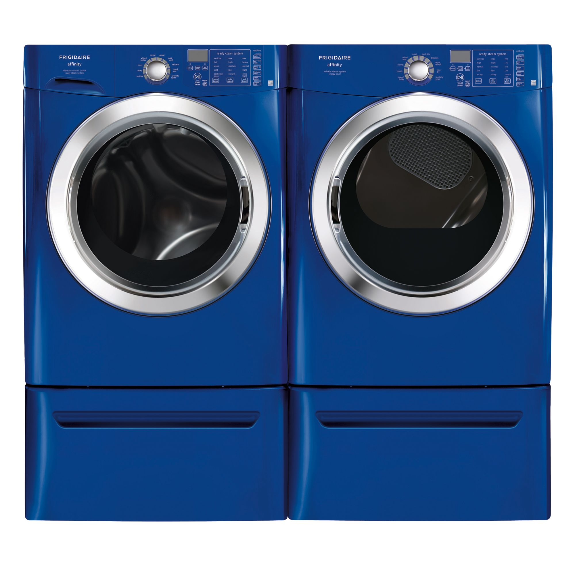 Frigidaire Affinity 3.8 cu. ft. Front-Load Steam Washer (FAFS4474LN)