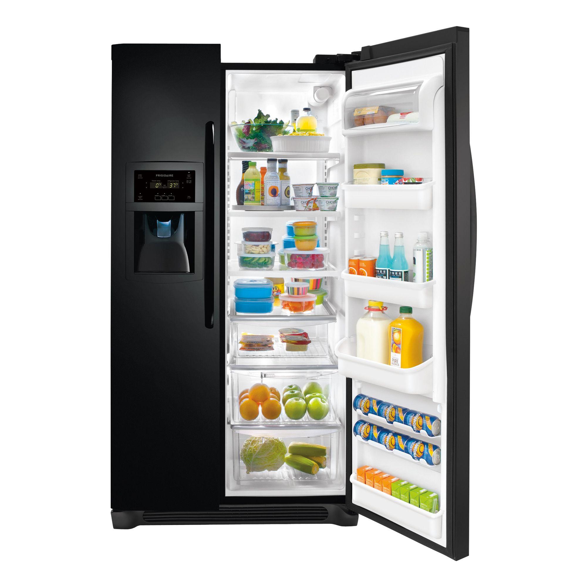 Frigidaire FFSC2323LE 22.6 cu. ft. Counter-Depth Side-by-Side Refrigerator