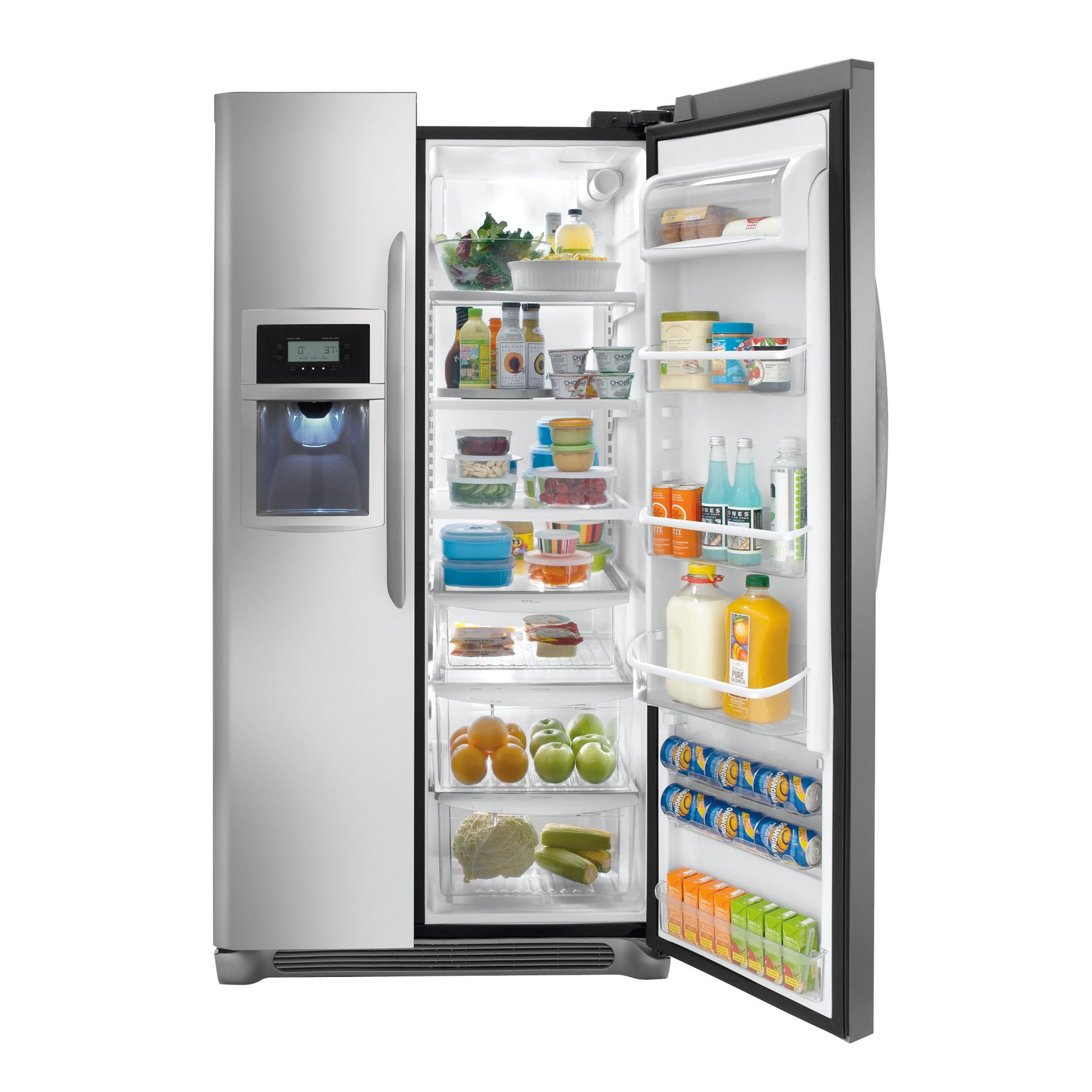 Frigidaire Gallery 22.6 cu. ft. Side-by-Side Refrigerator