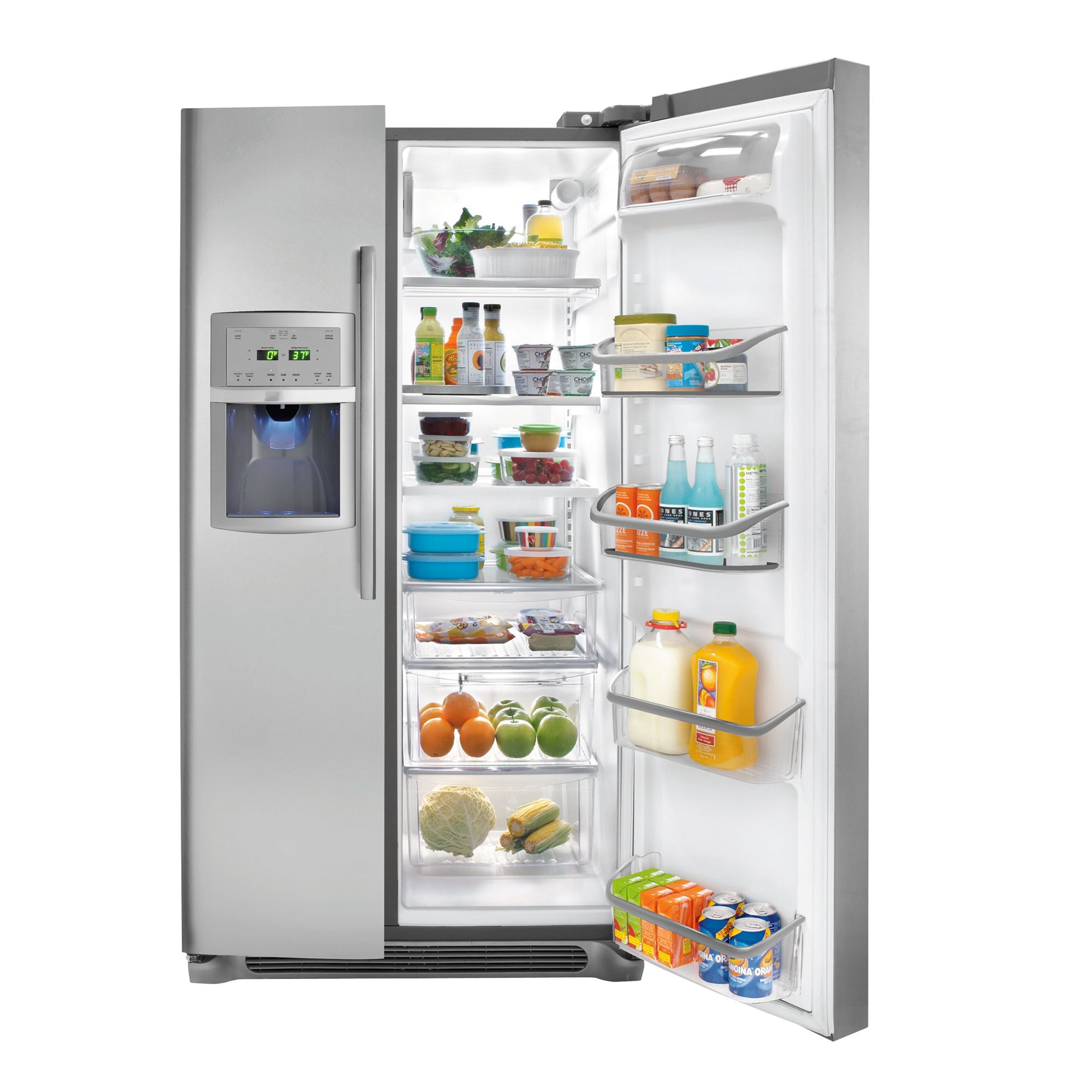 Frigidaire Professional Series 26.0 cu. ft. Side-by-Side Refrigerator