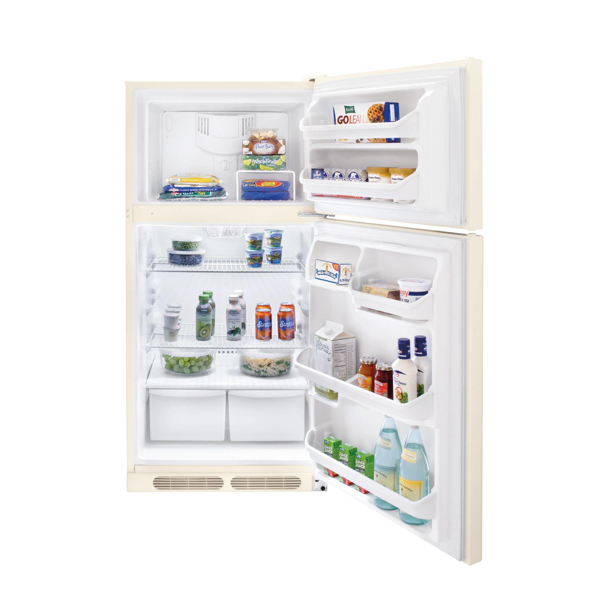 Frigidaire 14.8 cu. ft. Top-Freezer Refrigerator - Bisque