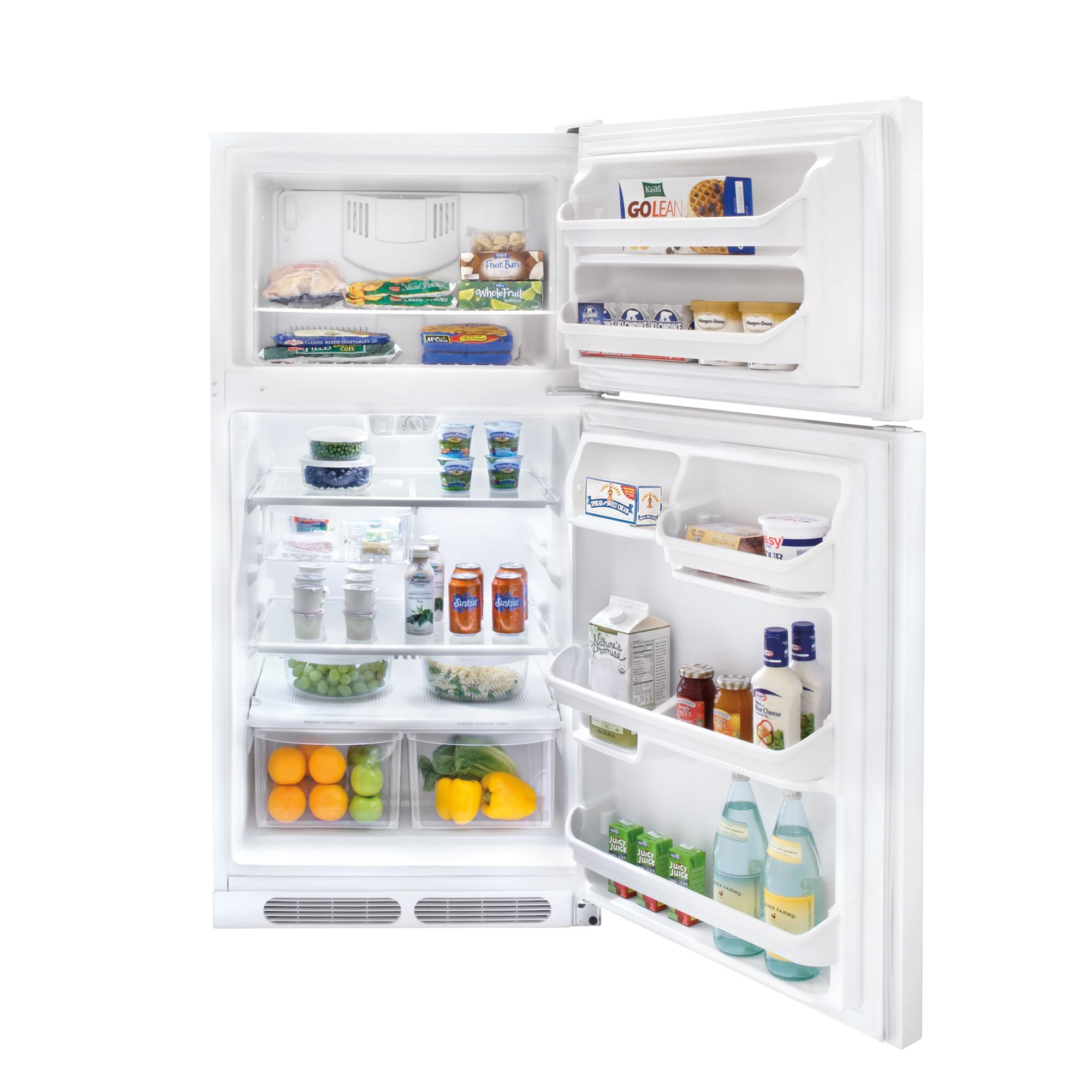 Frigidaire 14.8 cu. ft. Top Freezer Refrigerator
