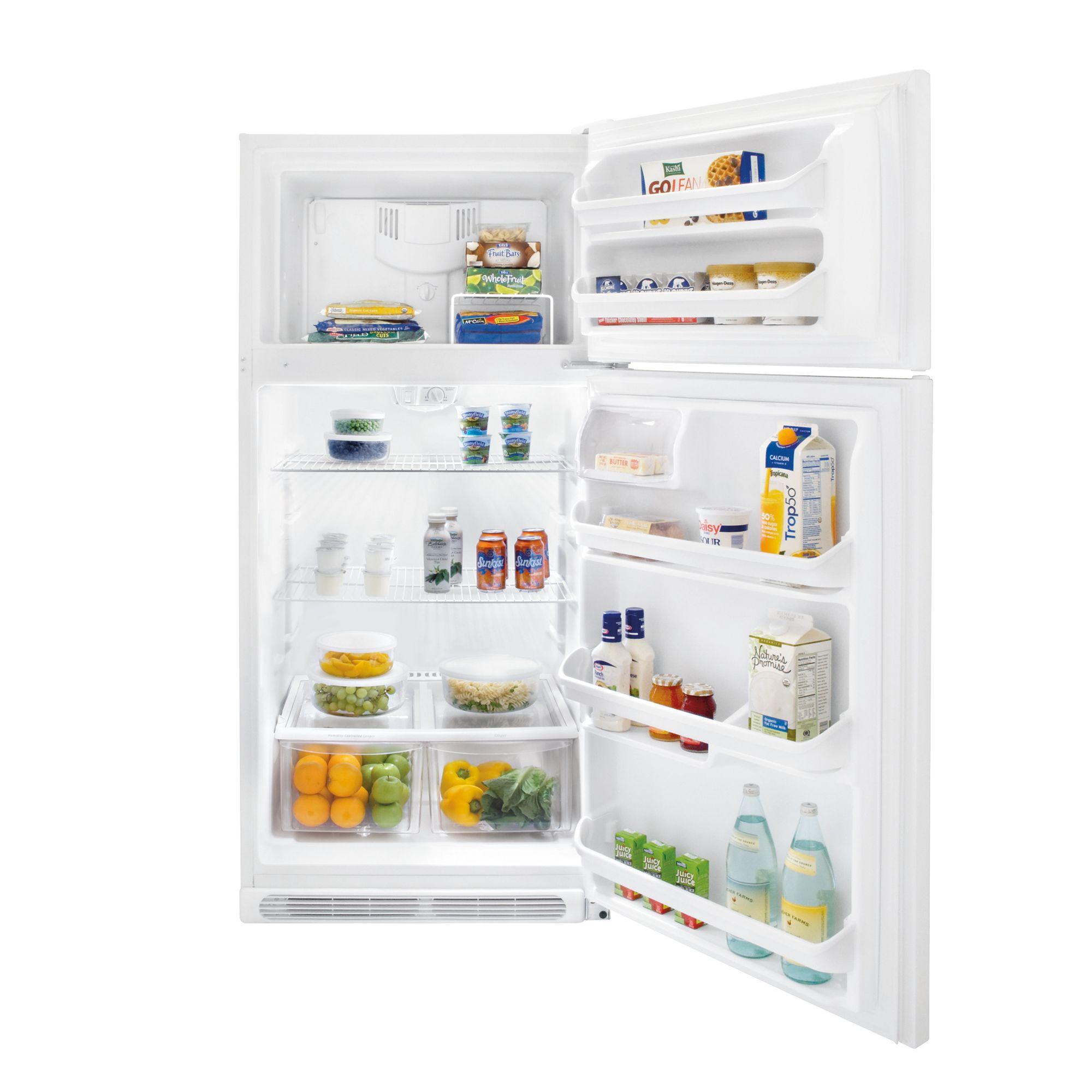 Frigidaire 18.2 cu. ft. Top-Freezer Refrigerator