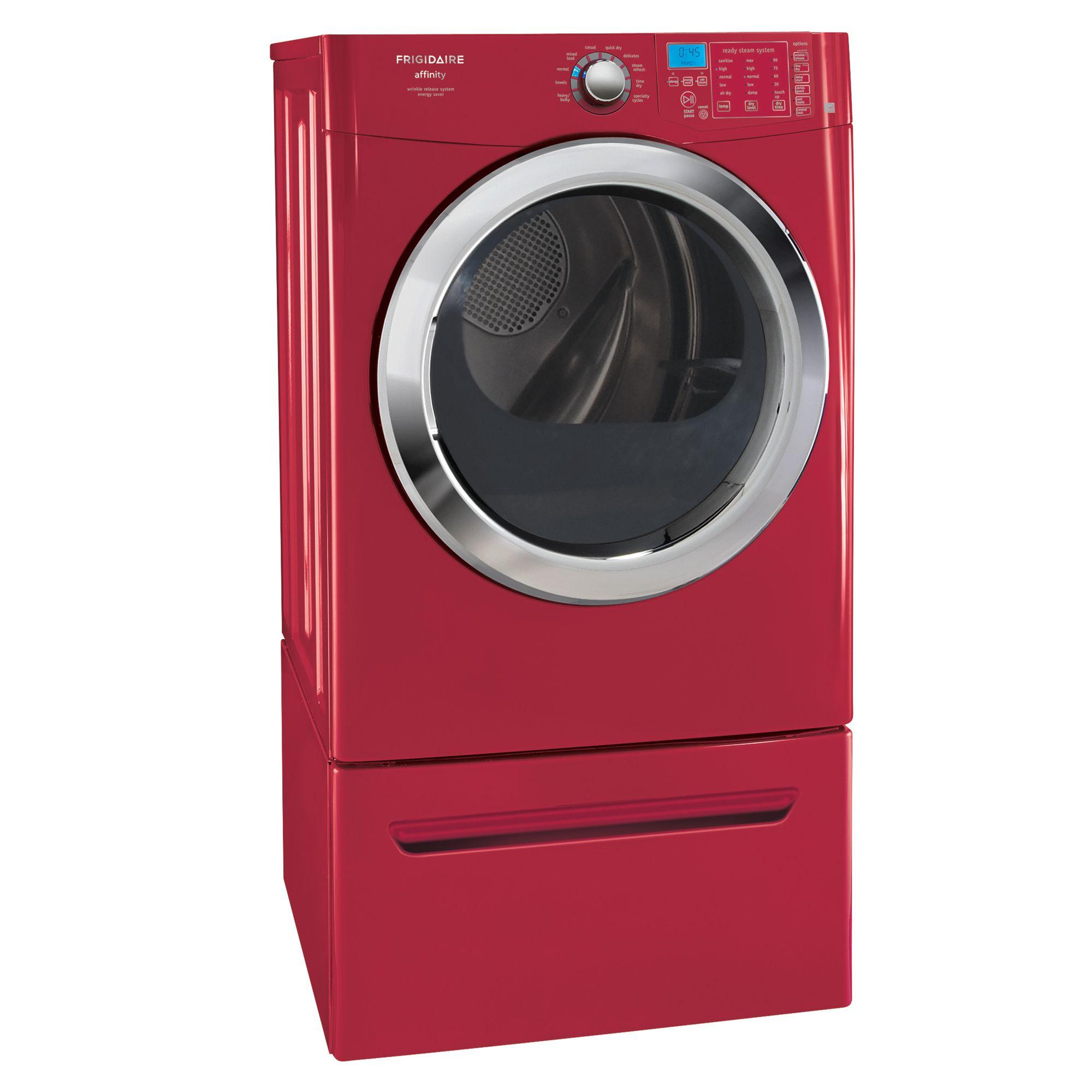 Frigidaire Affinity 7.0 cu. ft. Gas Steam Dryer (FASG7074)