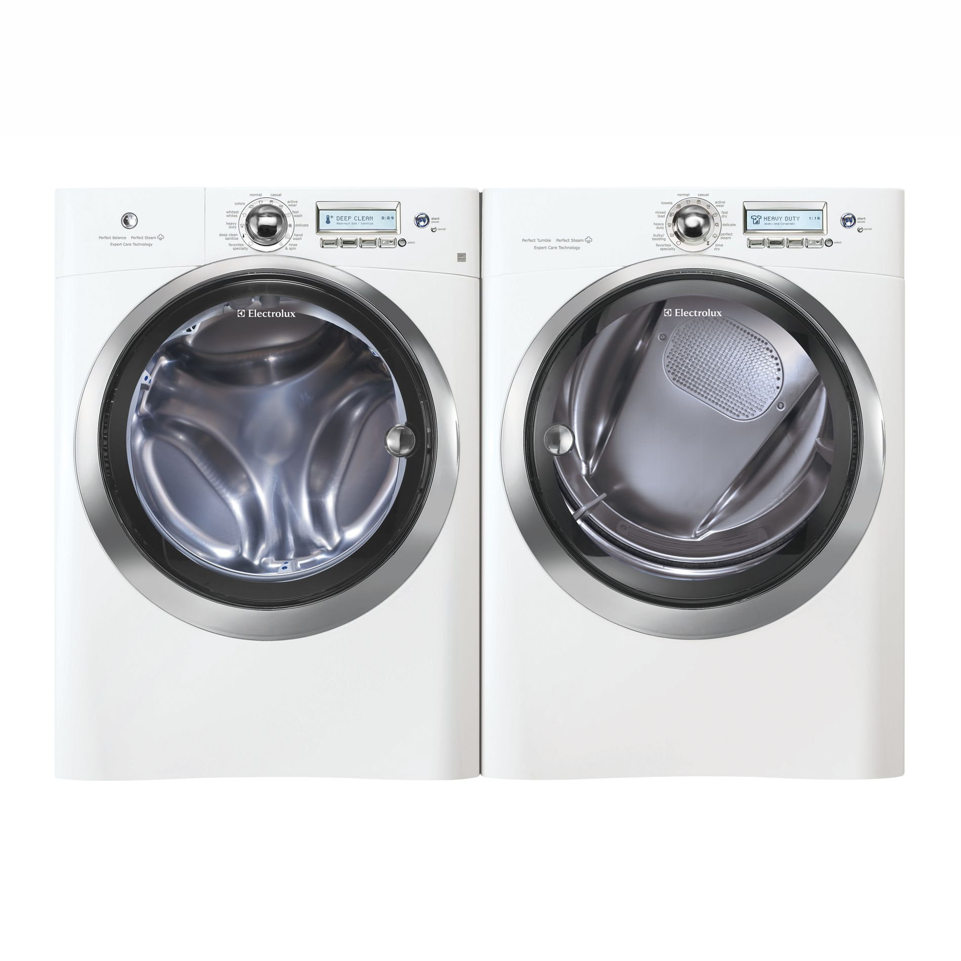Electrolux EWFLS70JIW 4.4 cu. ft. Front-Load Washer w/ Steam - Island White