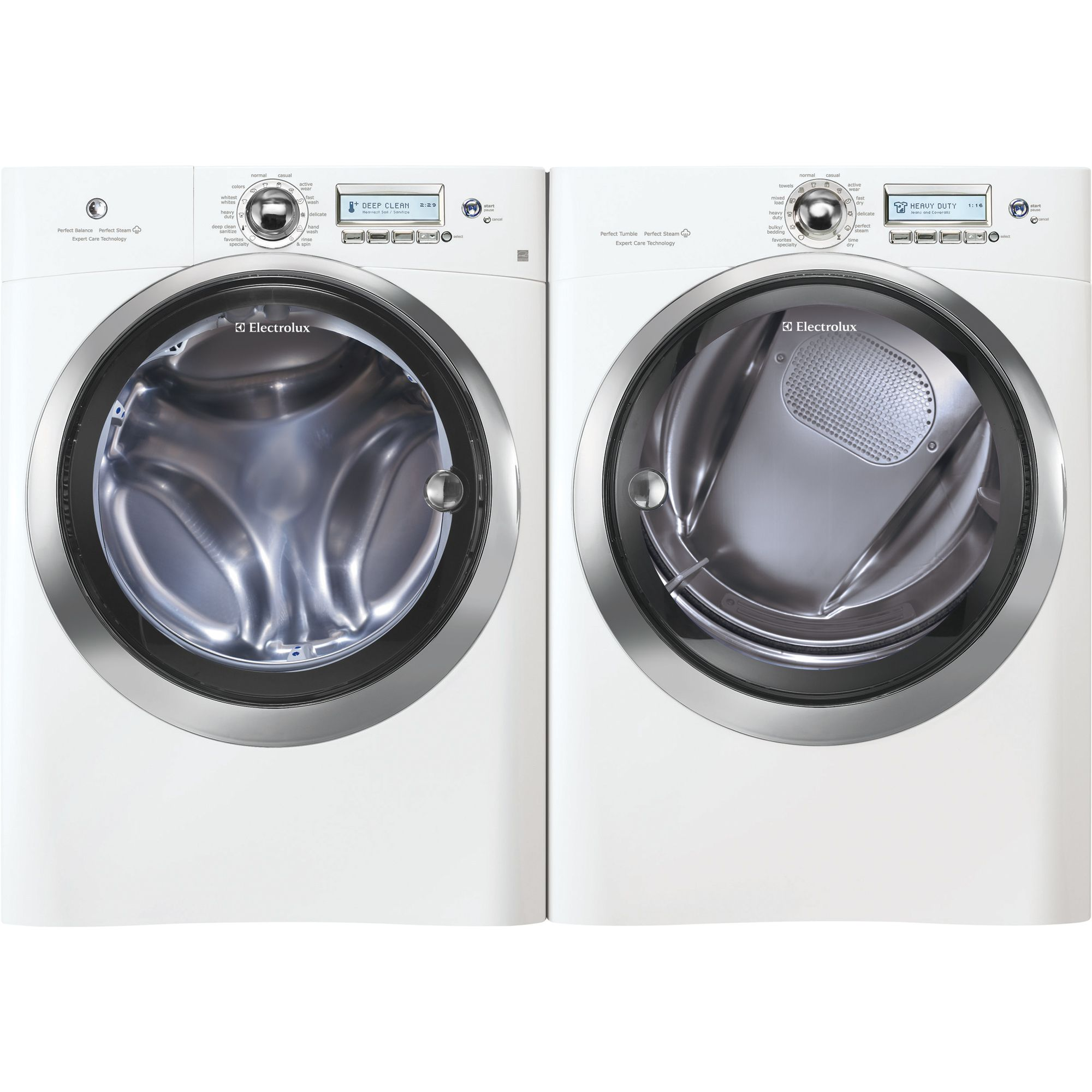Electrolux EWMGD70JIW 8.0 cu. ft. Steam Gas Dryer - Island White