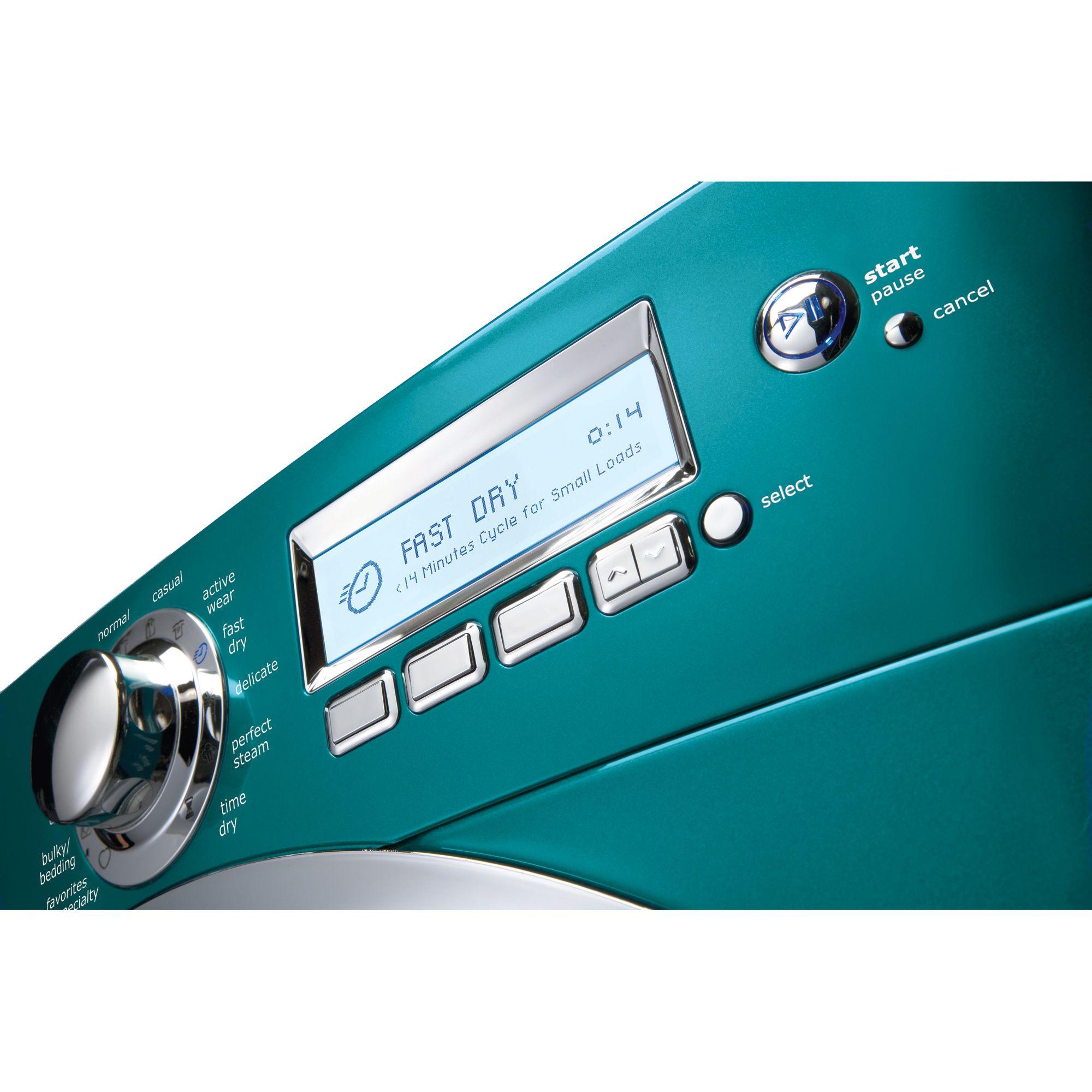 Electrolux 8.0 cu. ft. Steam Gas Dryer (EWMGD70J)