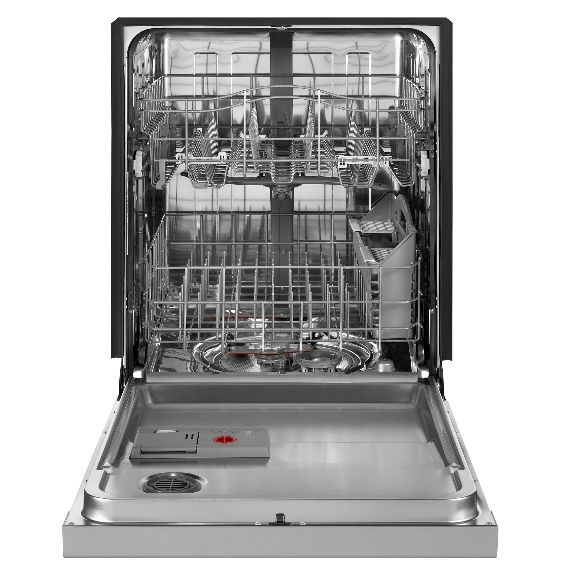 "Kenmore Elite 24"" Built-In Dishwasher w/ PowerWash - Stainless Steel"
