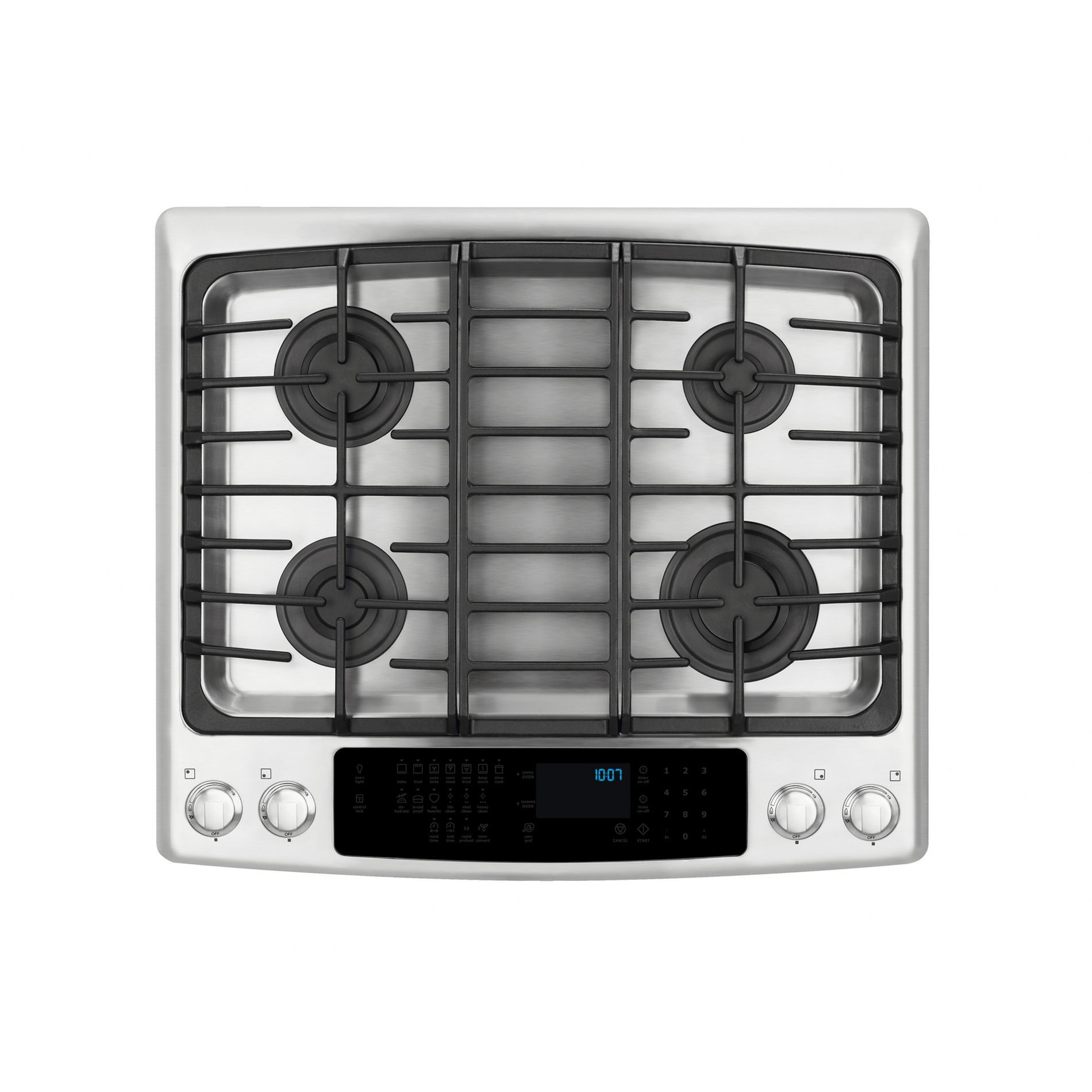 """Electrolux 30"""" Slide-In Dual-Fuel Range w/ IQ-Touch™ Controls - Stainless Steel"""