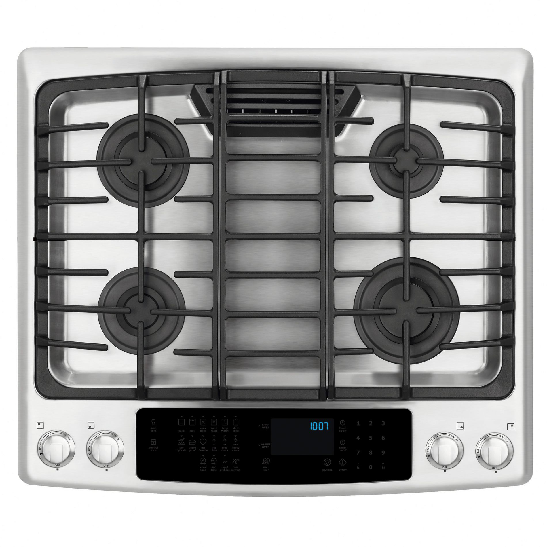 "Electrolux 30"" Slide-In Gas Range w/ IQ-Touch™ Controls - Stainless Steel"