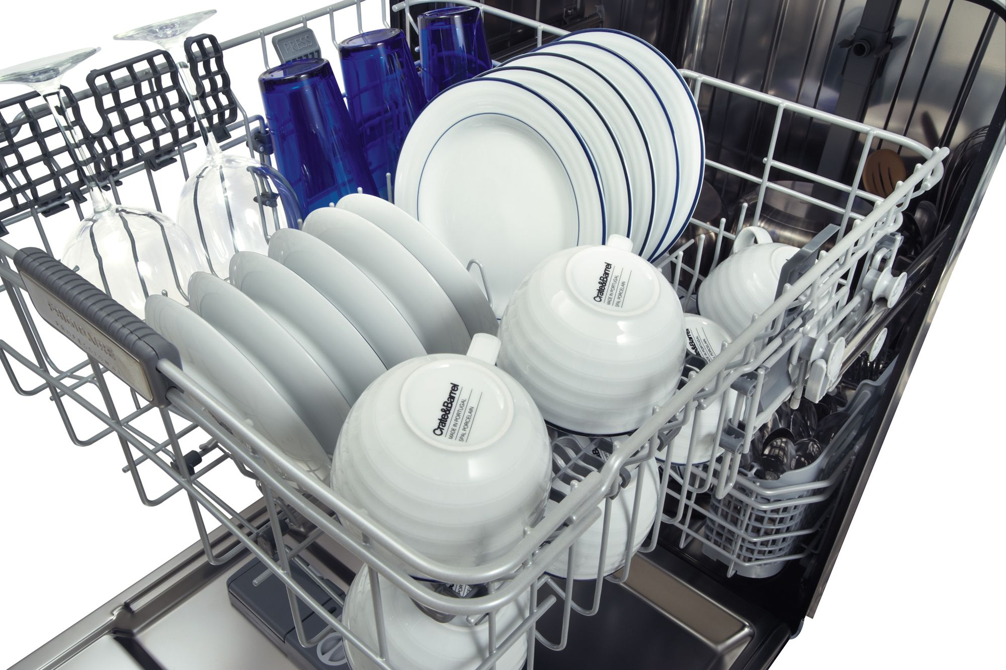 "Frigidaire Gallery 24"" Built-In Dishwasher with Stainless Interior"