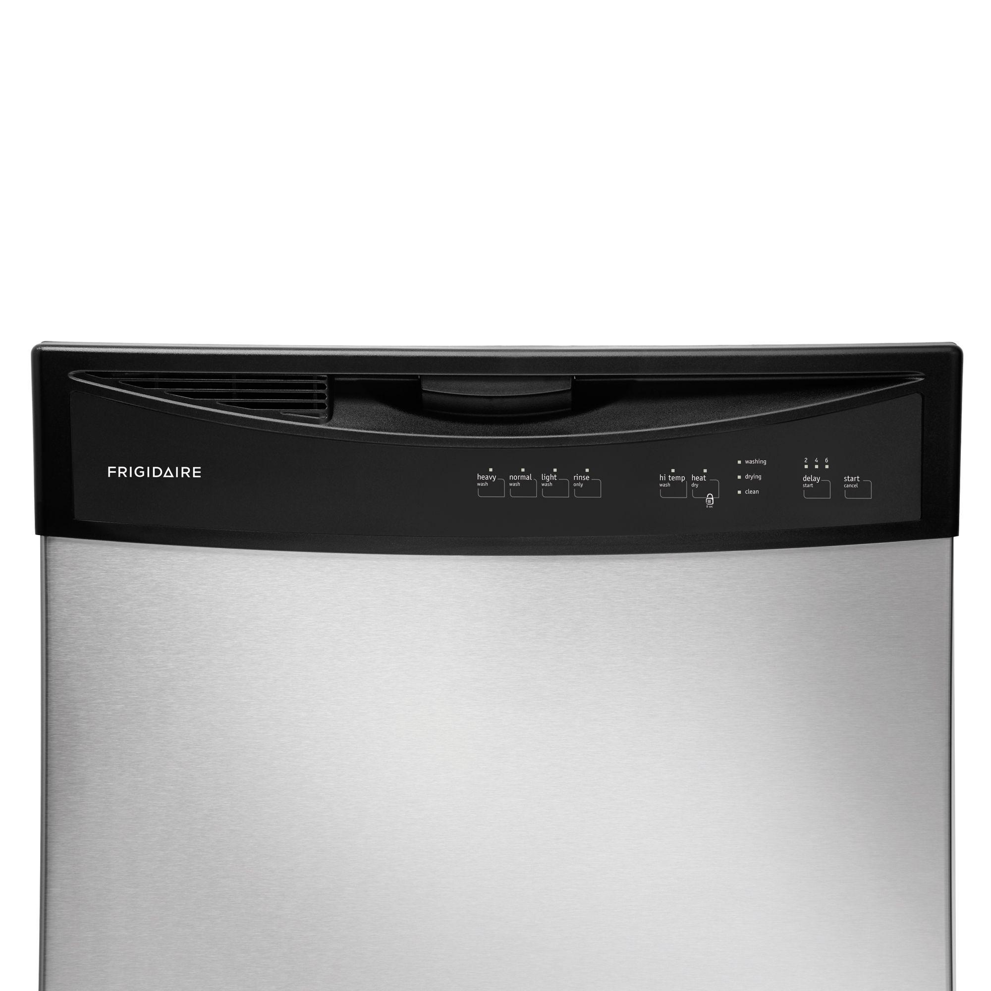 Frigidaire 24 in. Built-In Dishwasher