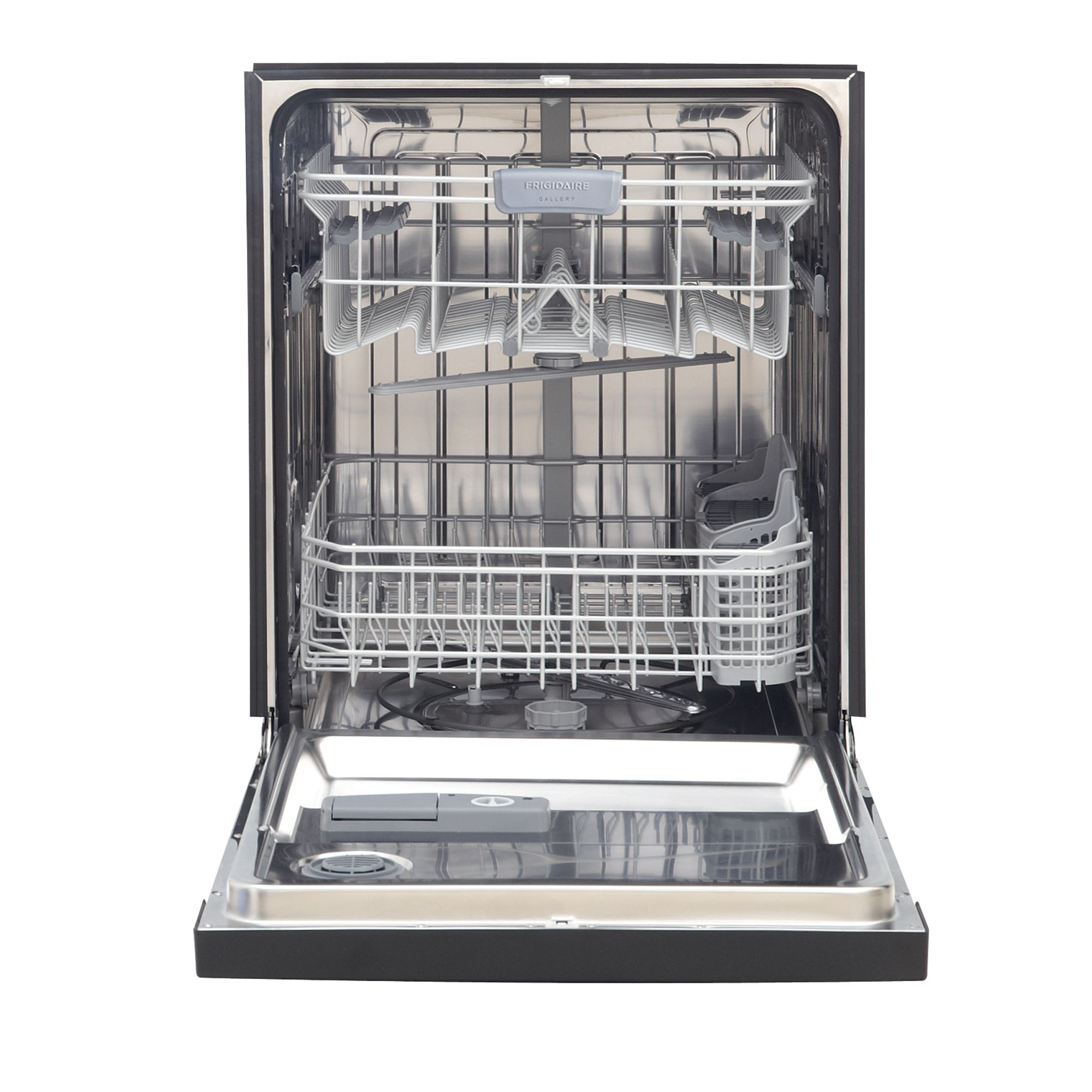 "Frigidaire Gallery 24"" Built-In Dishwasher w/ Stainless Steel Interior"