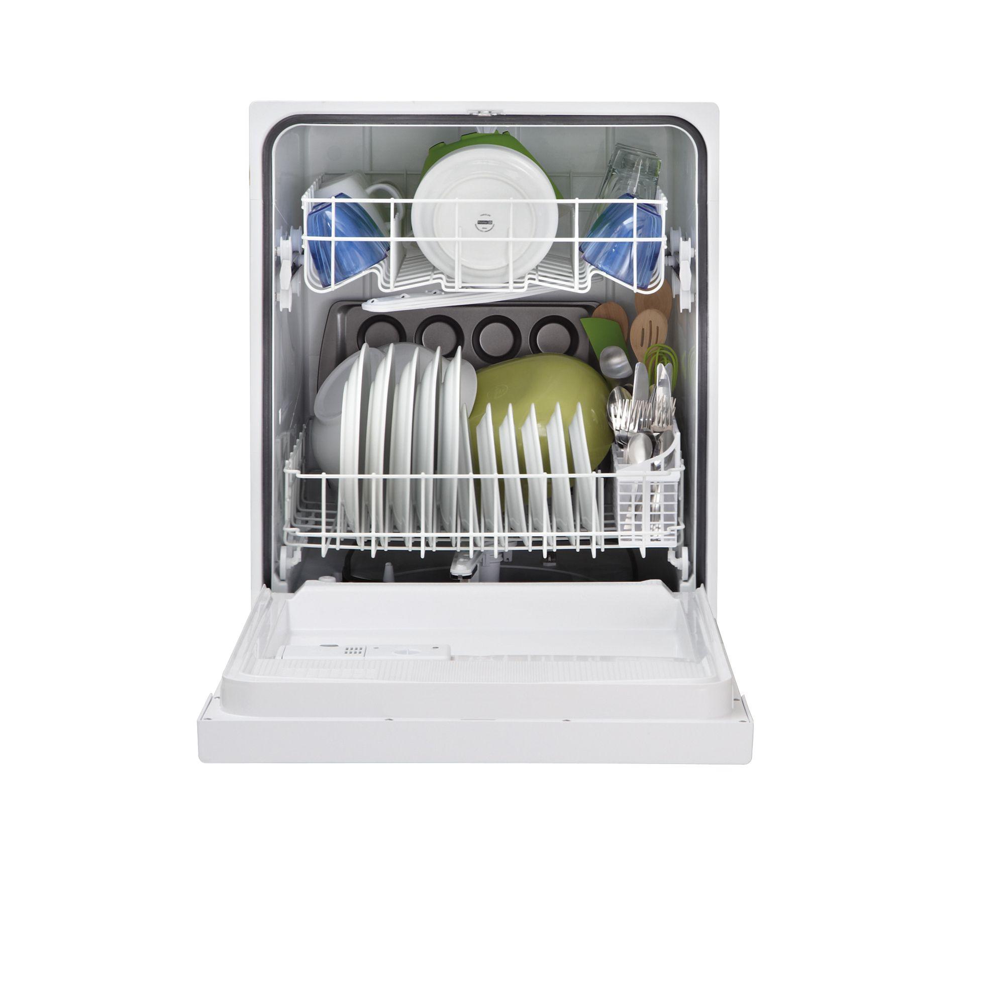 """Frigidaire 24"""" Built-In Dishwasher - Bisque"""