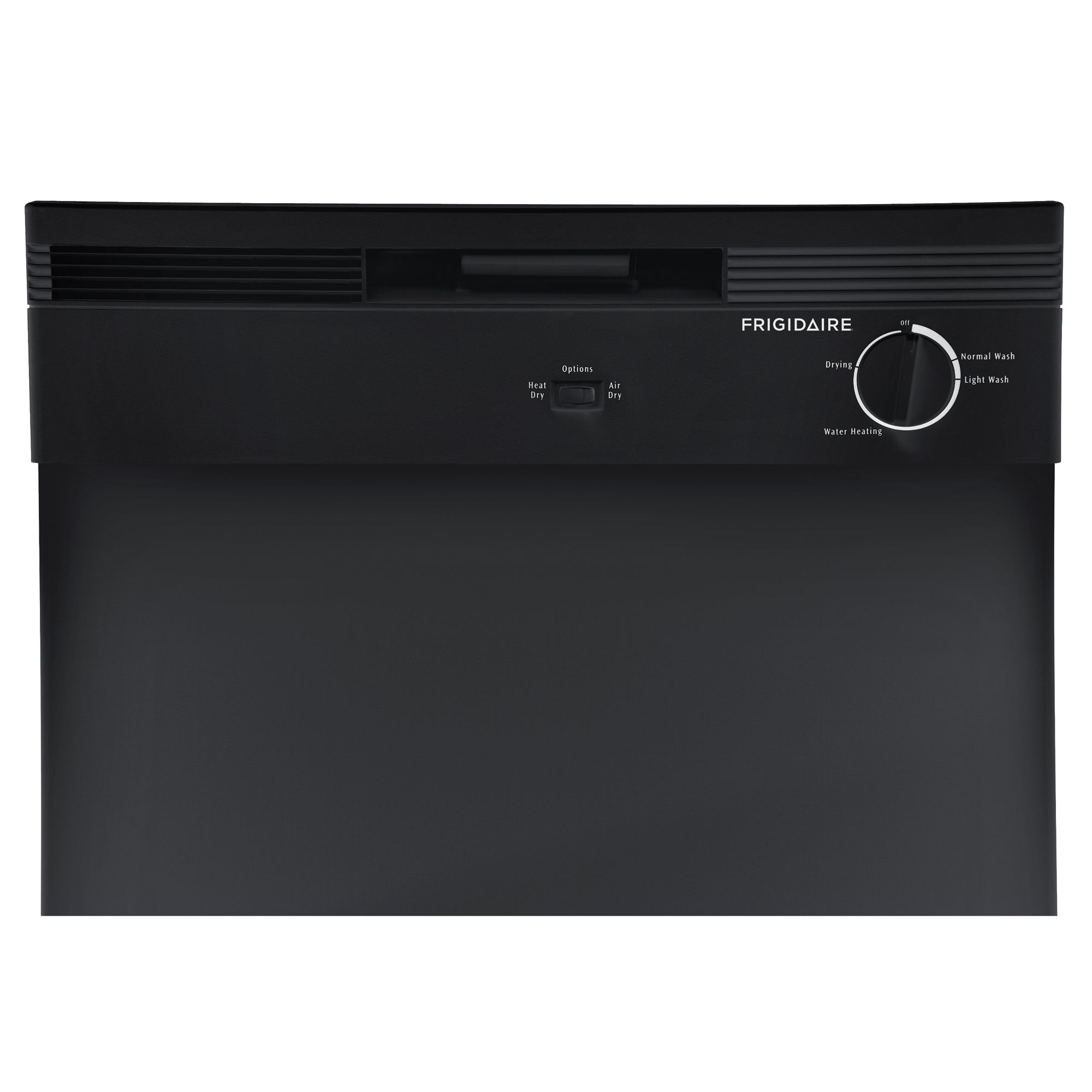 "Frigidaire FBD2400KB 24"" Built-In Dishwasher - Black"