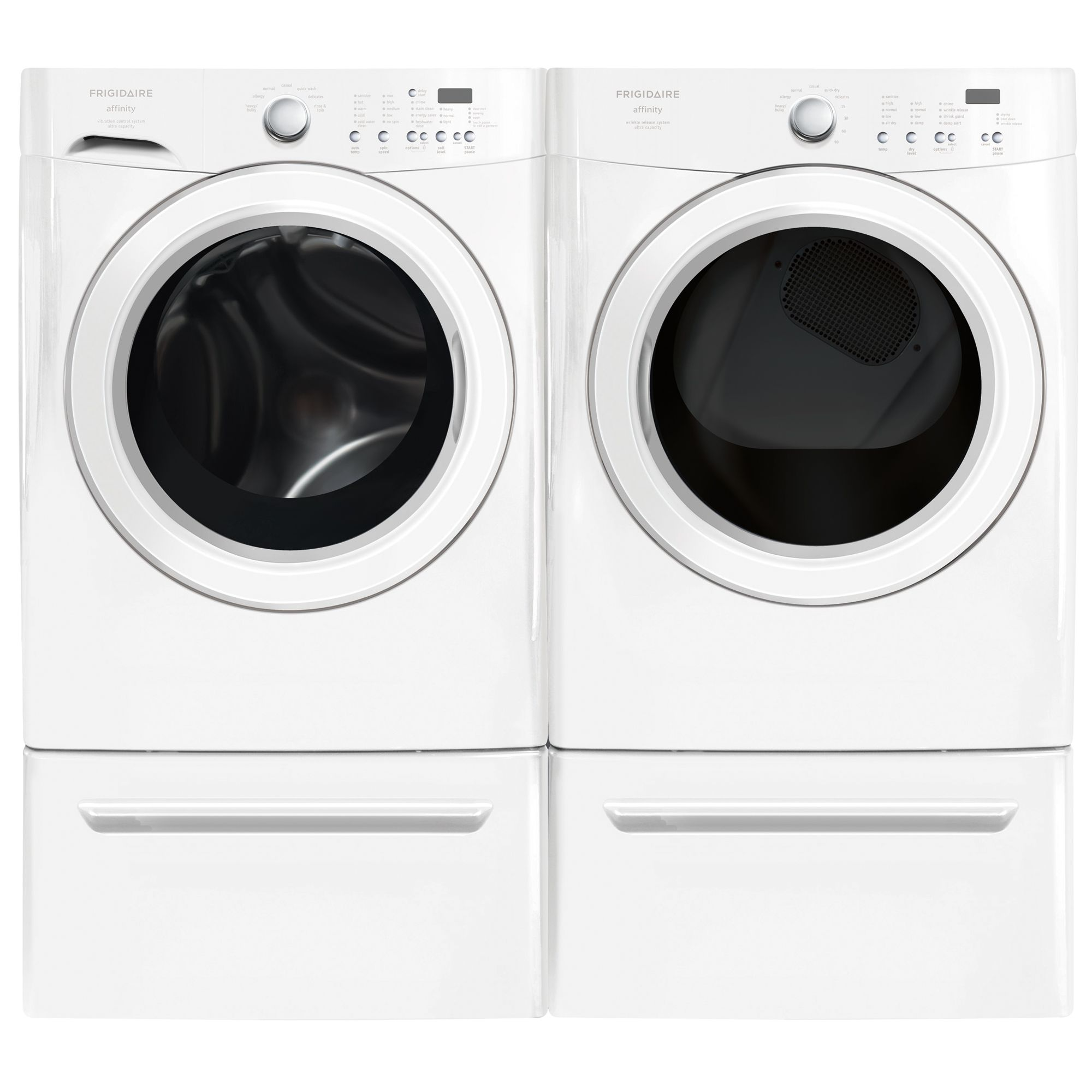 Frigidaire 3.7 cu. ft Washer w/ NSF® Allergy Cycle (Model FAFW4221L)