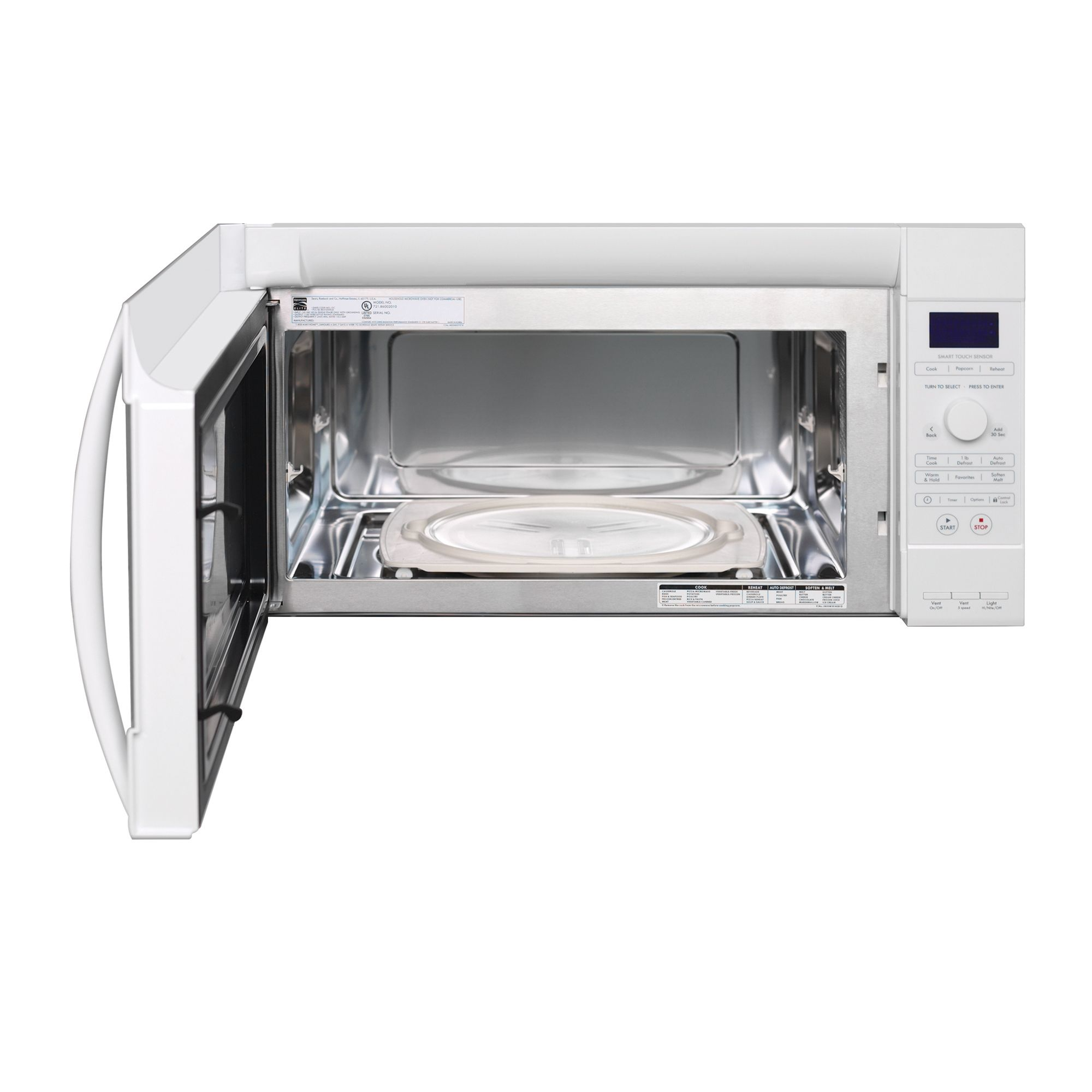 Kenmore Elite 30 in. Microhood Combination