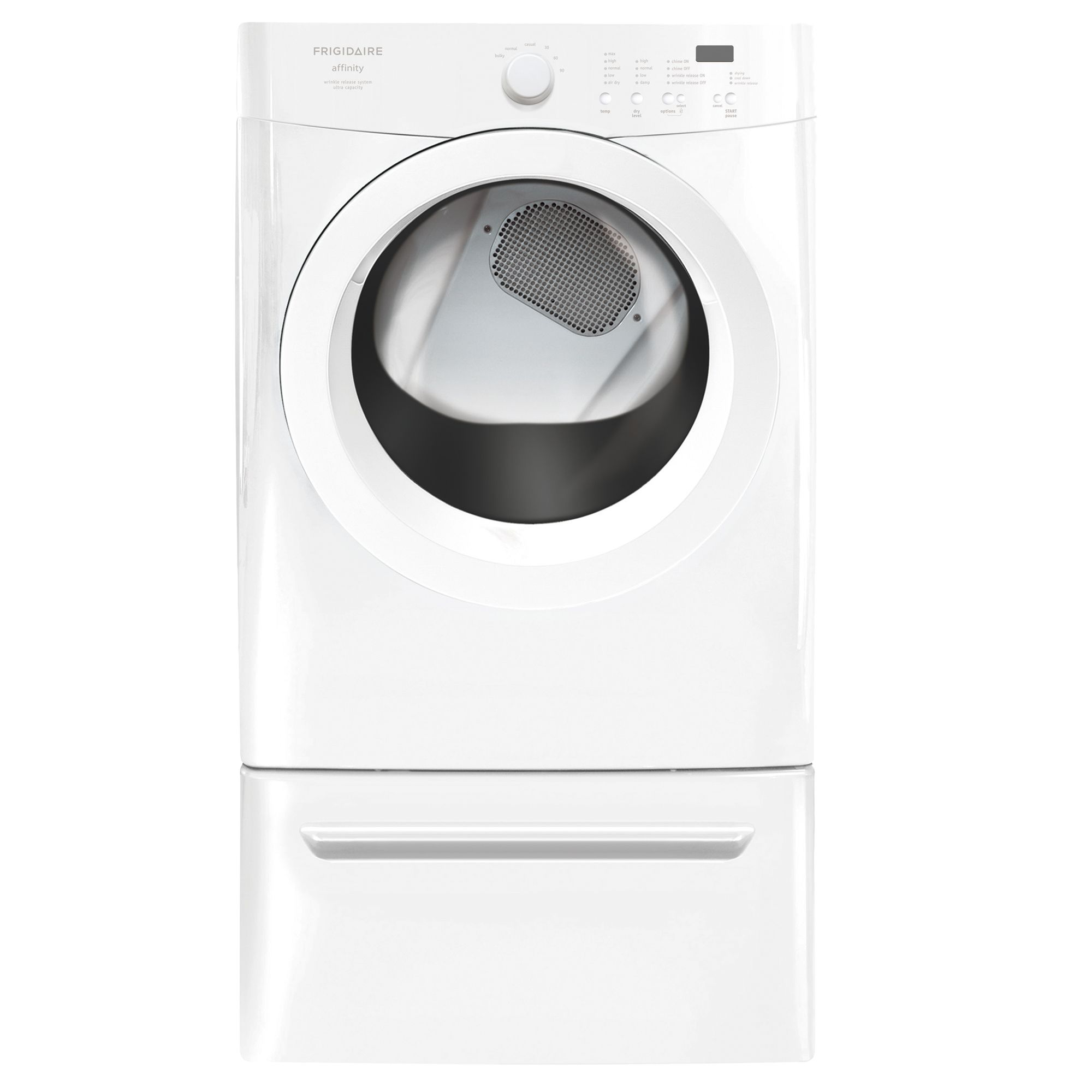 Frigidaire Affinity 7.0 cu. ft. Ultra-Capacity Electric Dryer