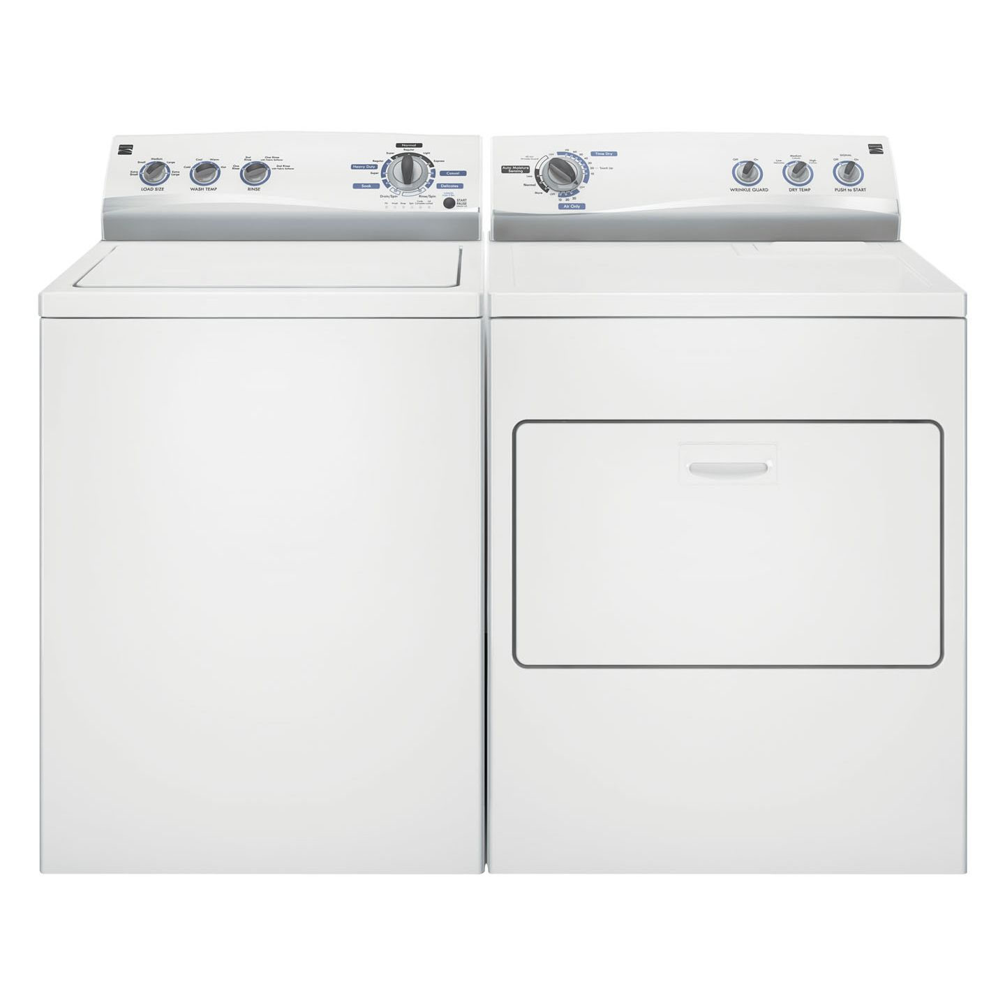 Kenmore 02120 3.4 cu. ft. Top-Load Washer - White