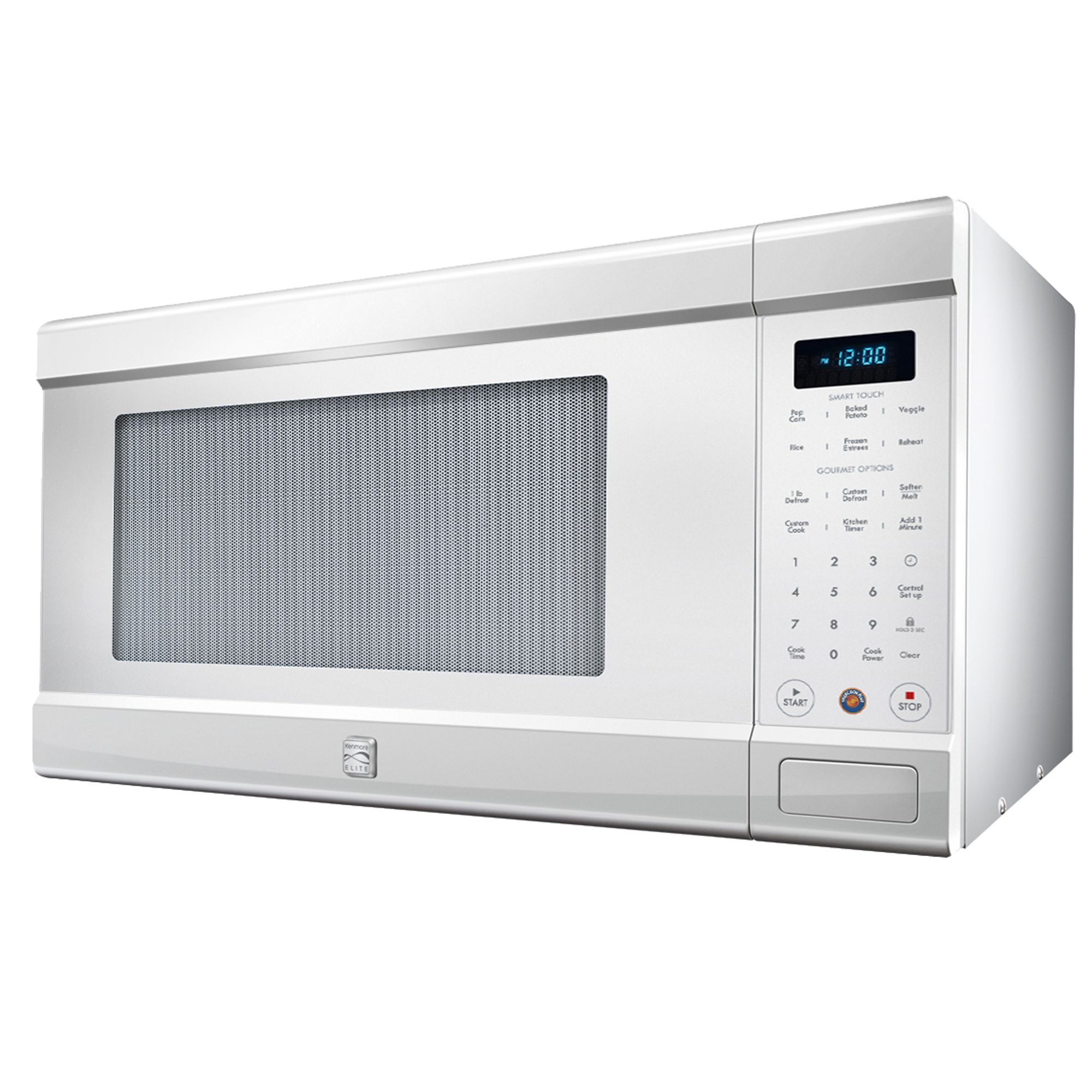 Kenmore Elite 2.0 cu. ft. Countertop Microwave Oven
