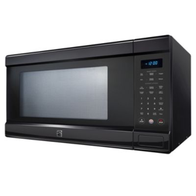 Kenmore Elite 1.5 cu. ft. Countertop Microwave w/ TrueCookPlus™ - Black