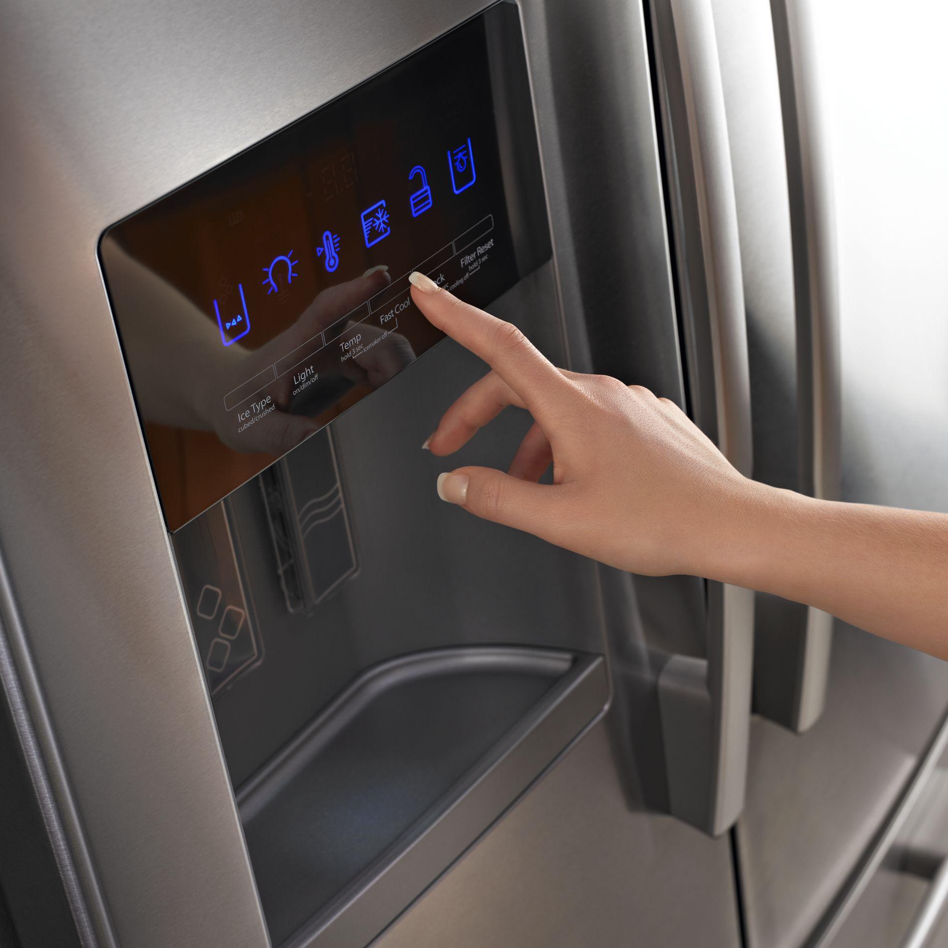 Whirlpool Gold 25.5 cu. ft. French-Door Bottom-Freezer Refrigerator