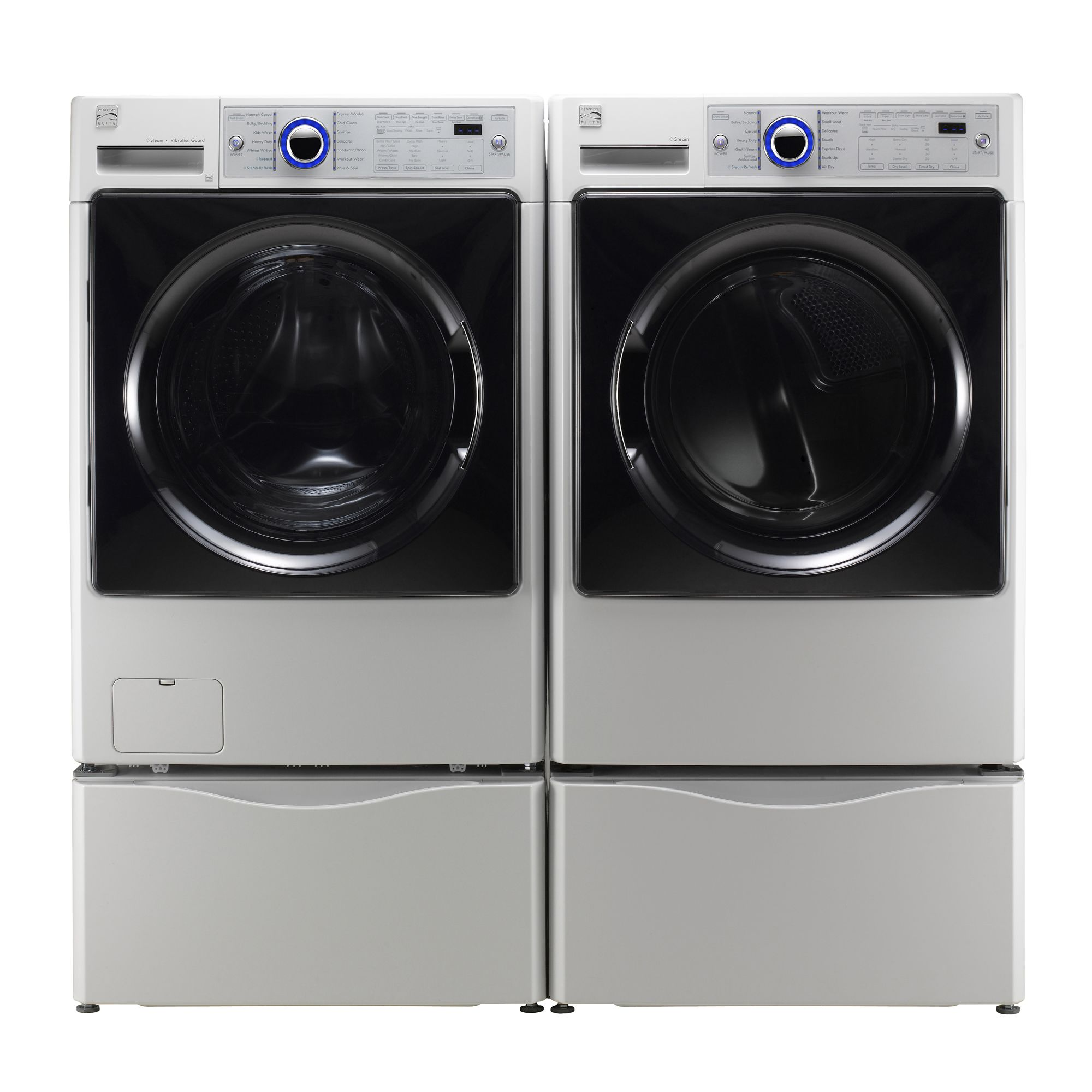 Kenmore Elite Front-load Steam Washing Machine 4.2 cubic feet