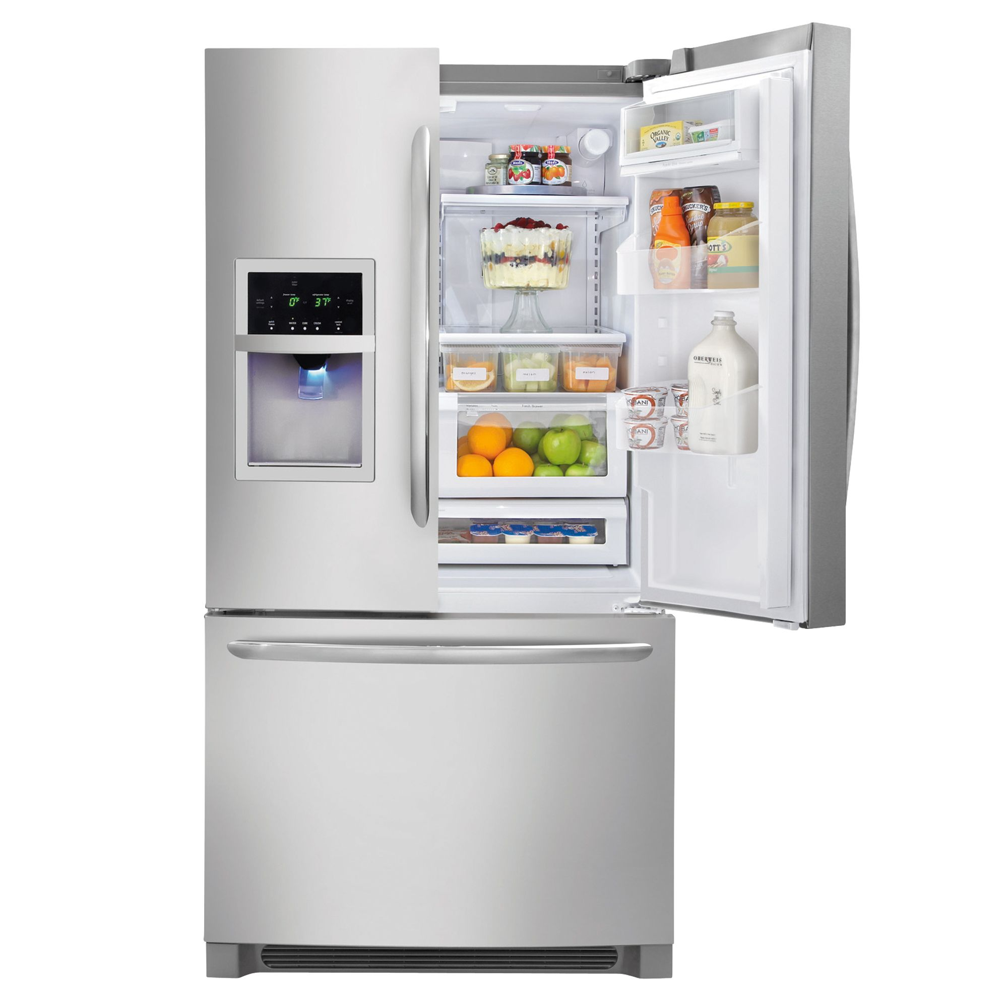 Frigidaire 25.8 cu. ft. French-Door Bottom-Freezer Refrigerator